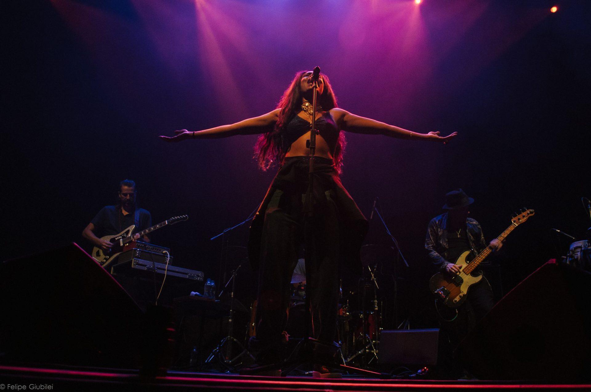 Imagem 4 do Evento Brasil Summerfest com Xênia França