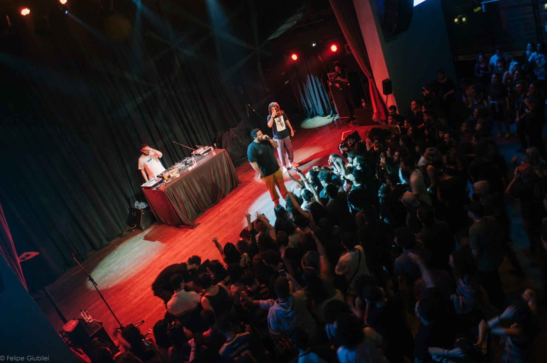 Imagem 12 do Evento Tássia Reis + Baco Exu do Blues