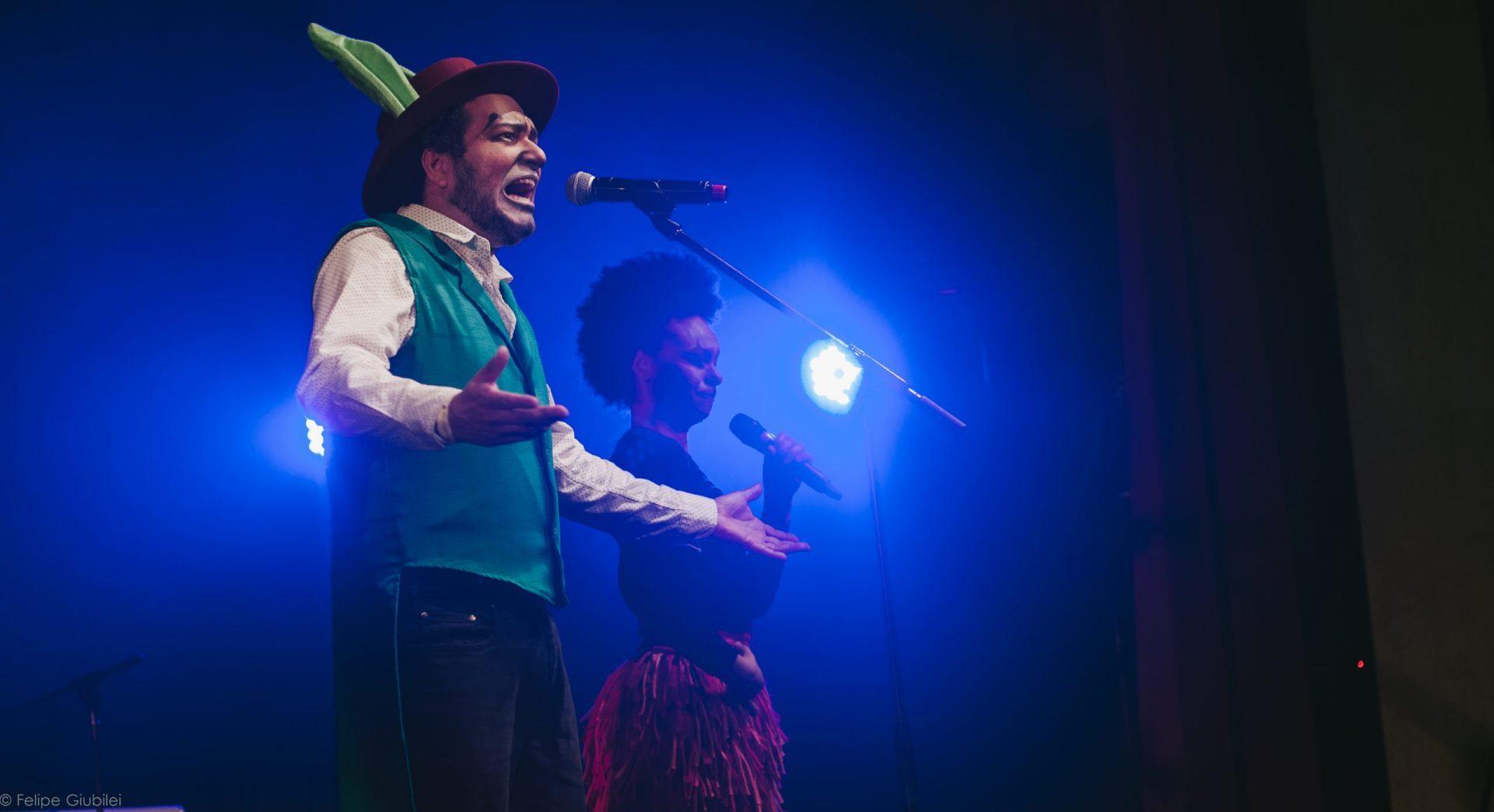 """Imagem 12 do Evento Banda Estralo canta """"Saltimbancos"""""""