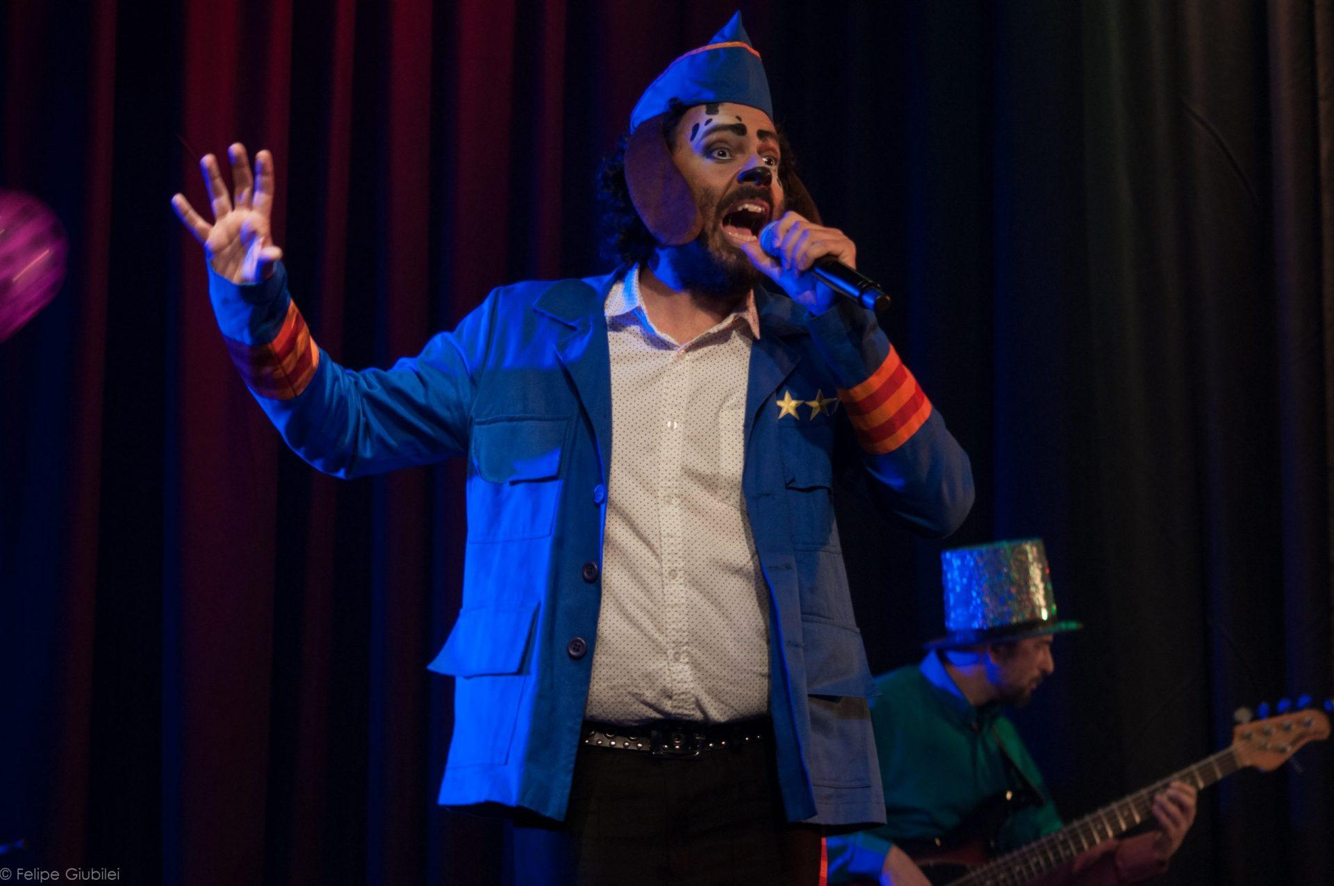 """Imagem 3 do Evento Banda Estralo canta """"Saltimbancos"""""""