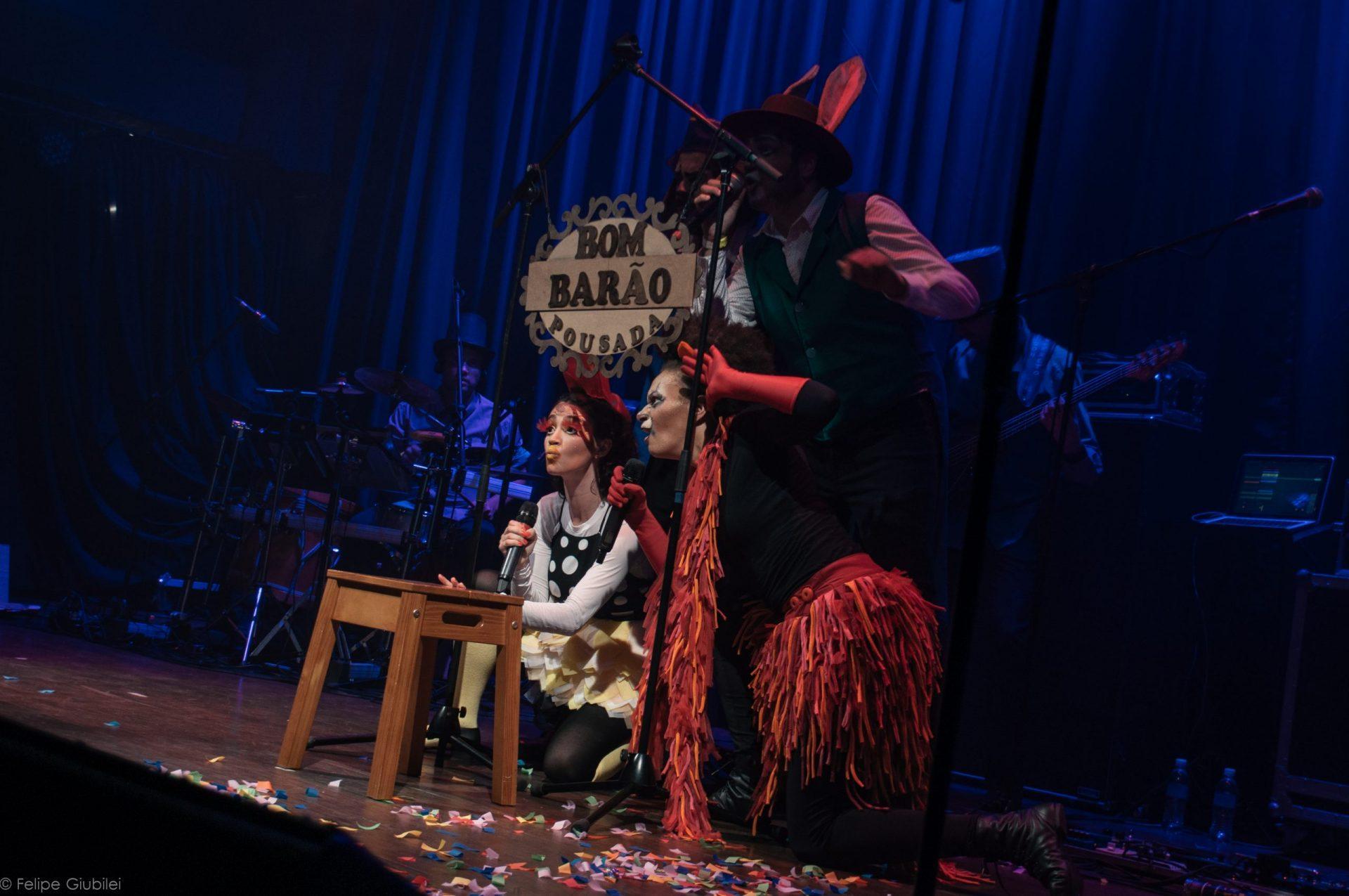 """Imagem 8 do Evento Banda Estralo canta """"Saltimbancos"""""""