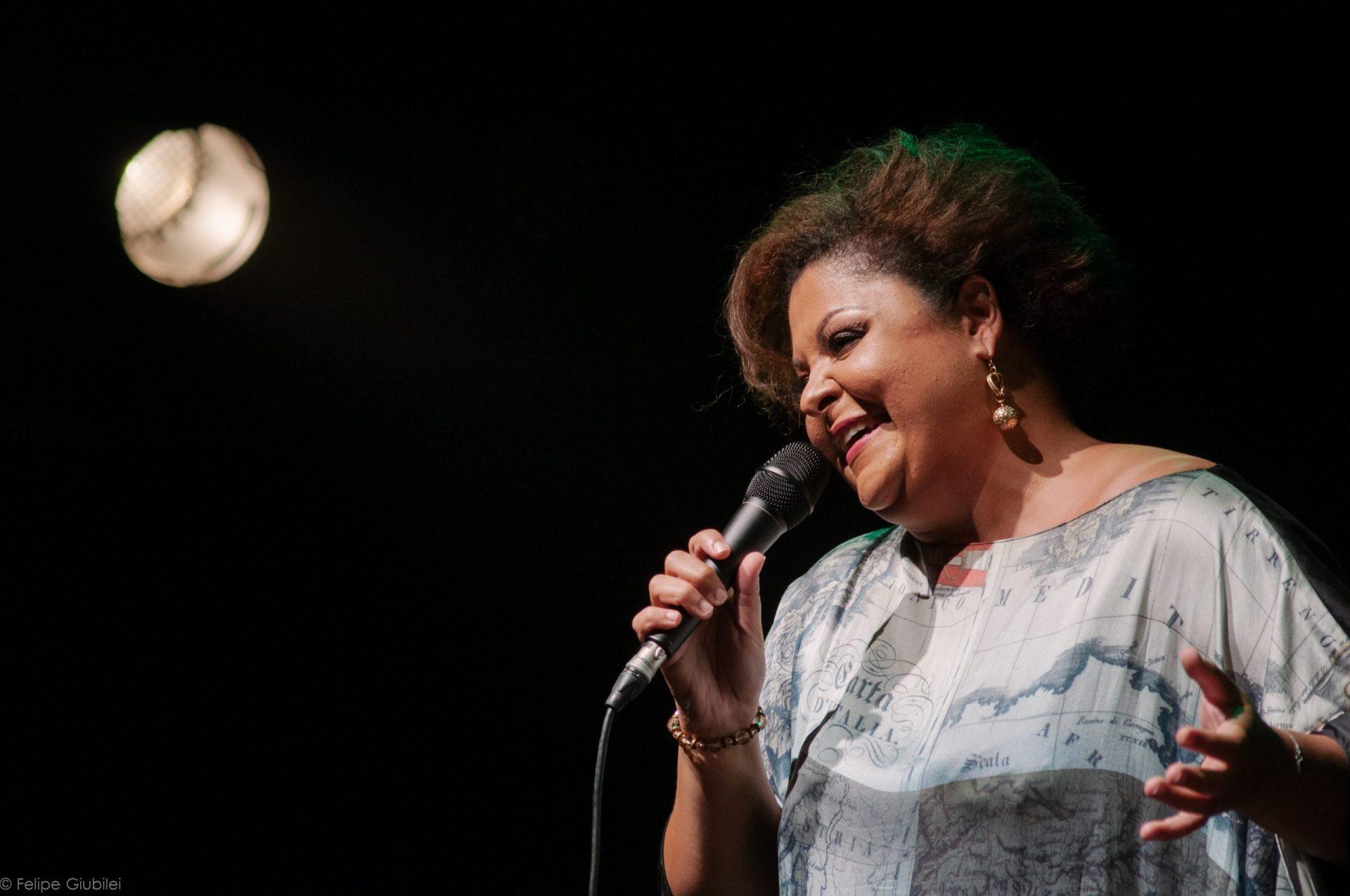 Imagem 1 do Evento Fabiana Cozza e as Canções de Dona Ivone Lara