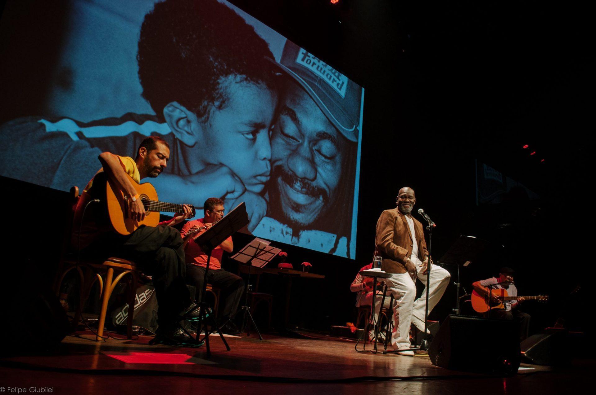 Imagem 3 do Evento Música Romance – O disco póstumo de Luiz Melodia