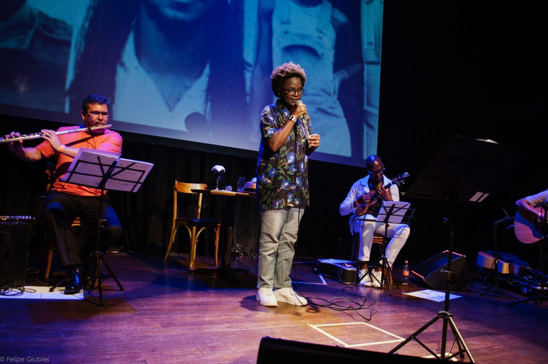 Imagem 10 do Evento Música Romance – O disco póstumo de Luiz Melodia