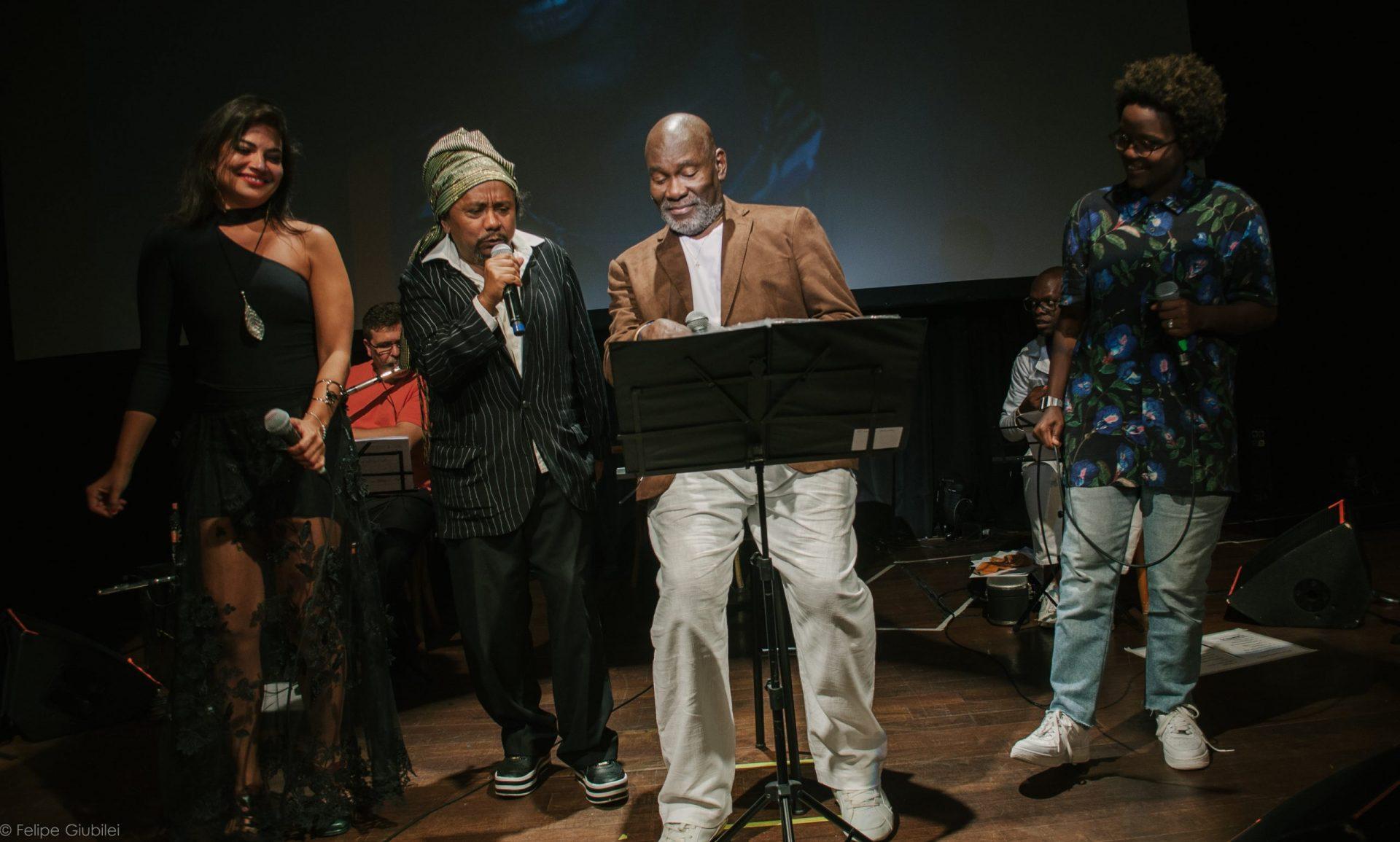 Imagem 13 do Evento Música Romance – O disco póstumo de Luiz Melodia