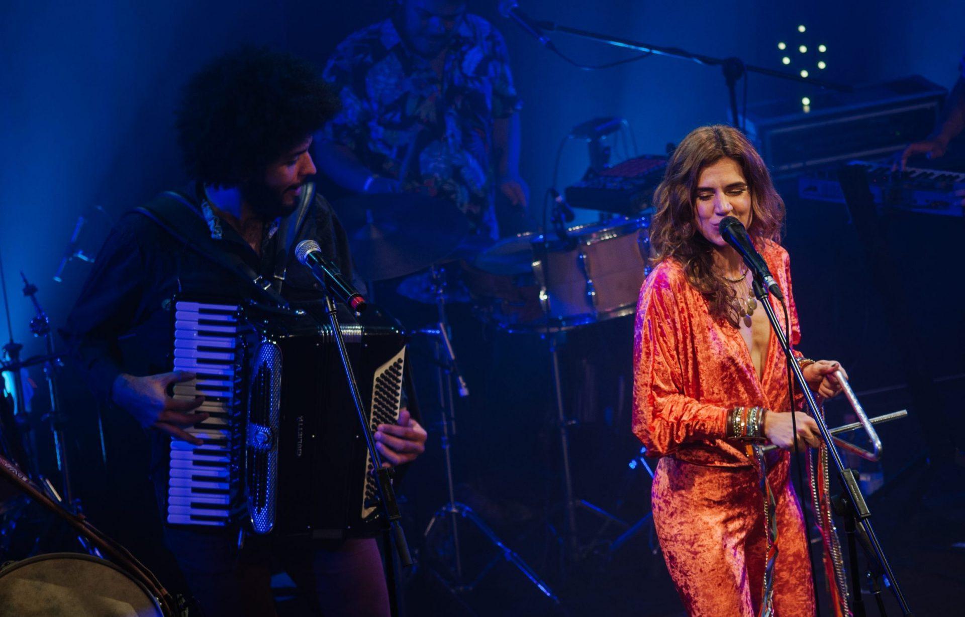Imagem 1 do Evento Dia do Forró com Mariana Aydar e Mestrinho