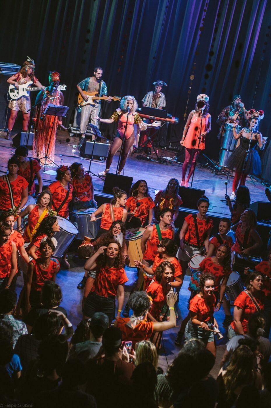 Imagem 2 do Evento Bloco Pagu convida Marina Lima