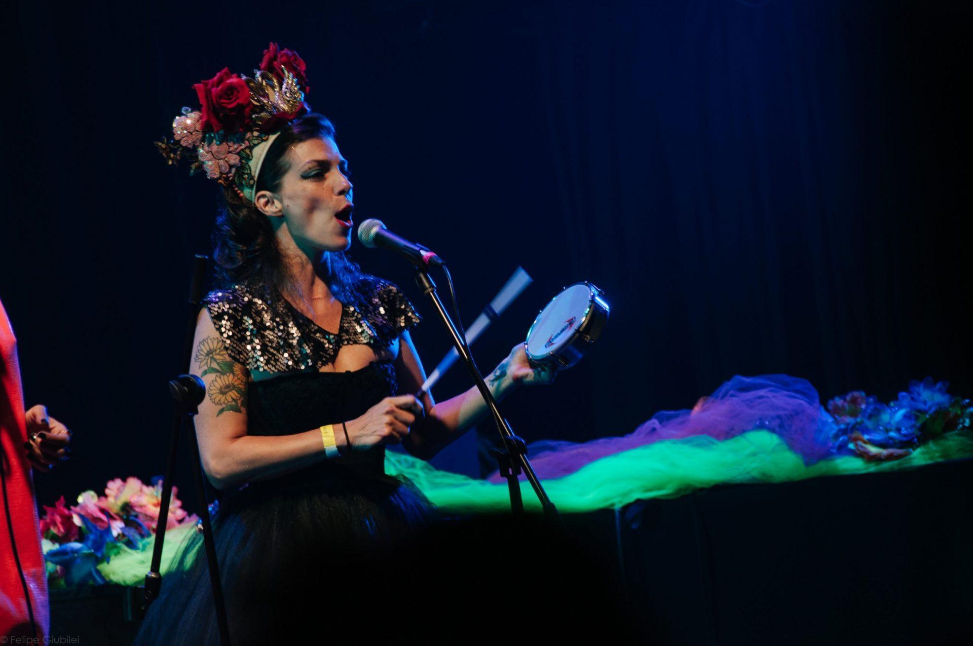 Imagem 8 do Evento Bloco Pagu convida Marina Lima