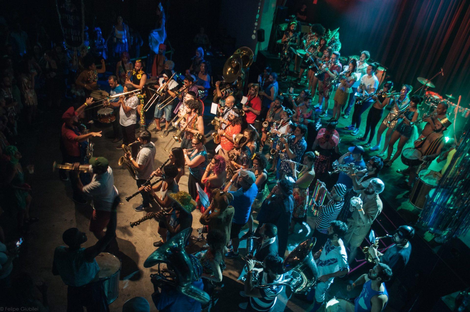 Imagem 4 do Evento A Espetacular Charanga do França