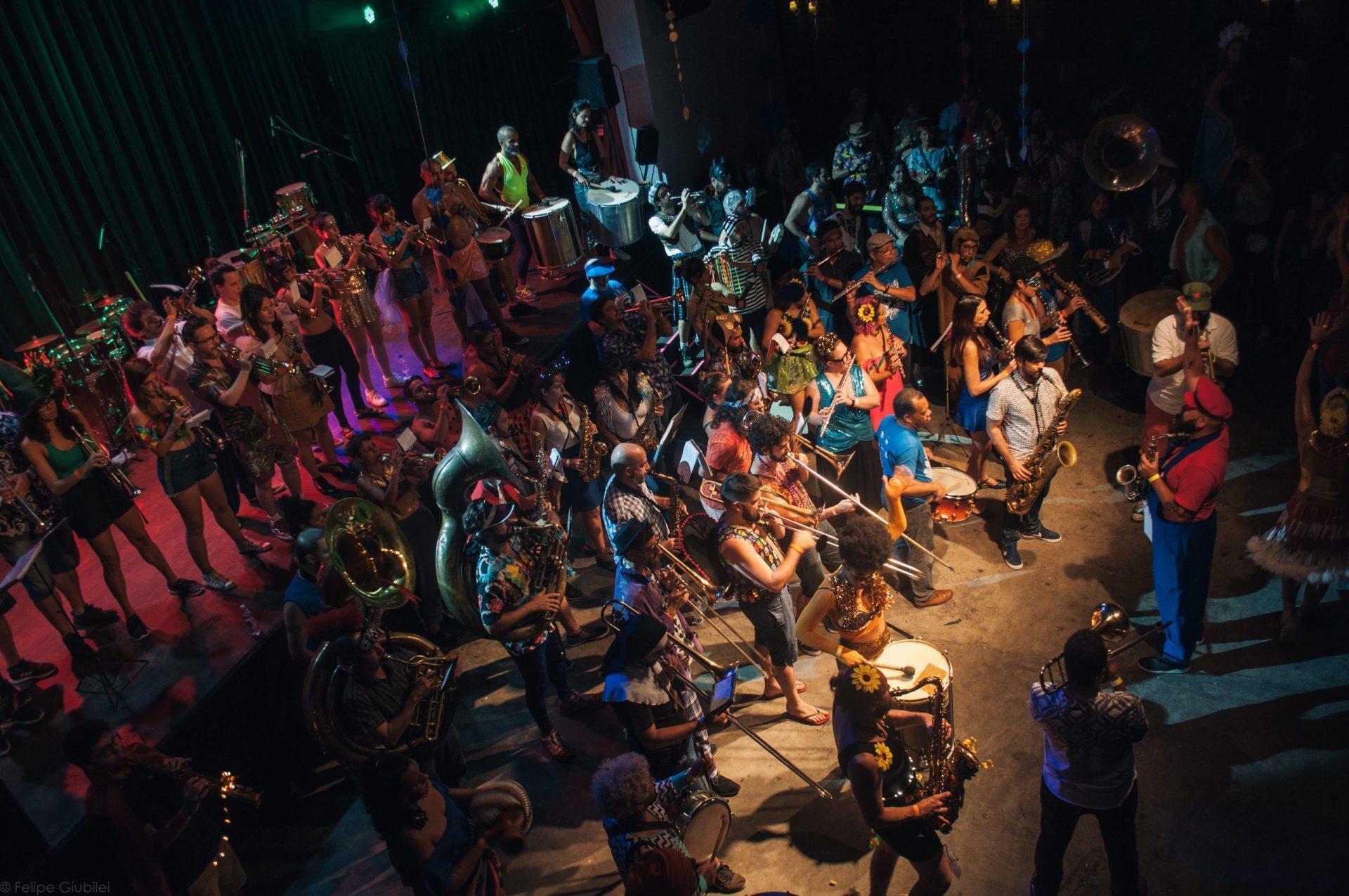 Imagem 7 do Evento A Espetacular Charanga do França