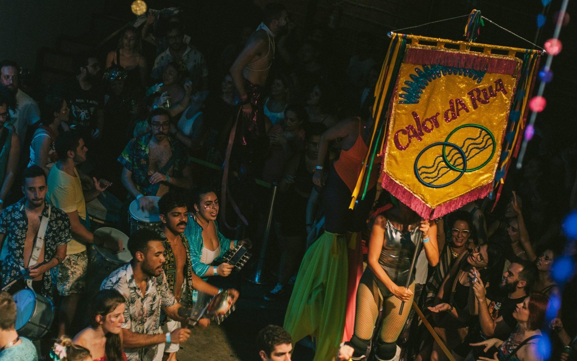 Imagem 12 do Evento Bloco Calor da Rua