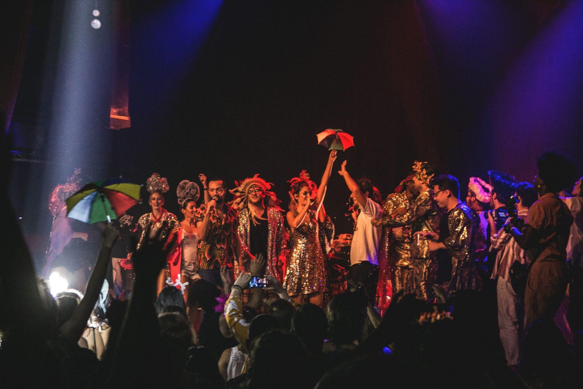 Imagem 15 do Evento Baile da Revanche | Bruna Caram, Marina de la Riva