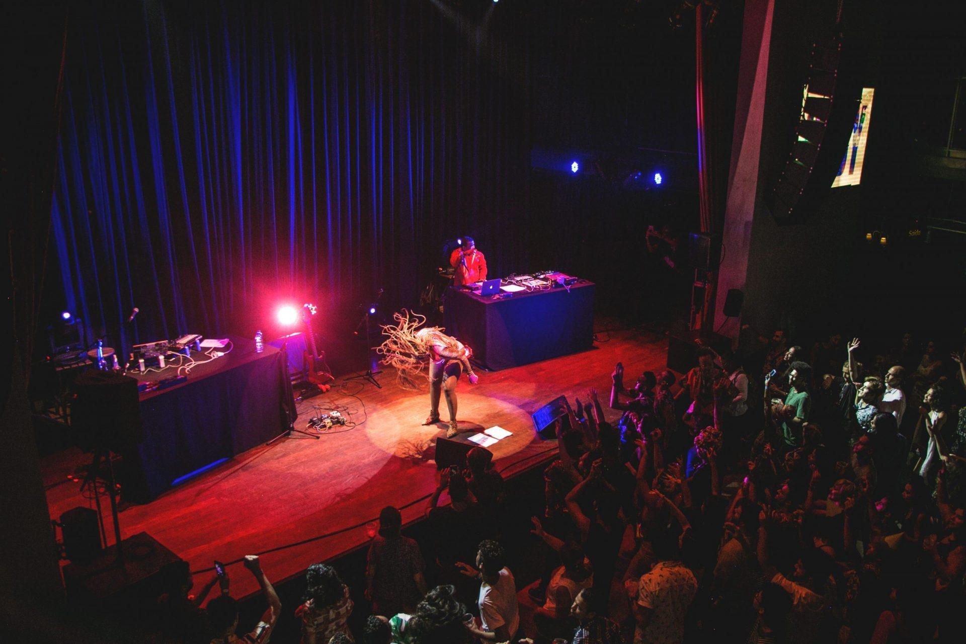 Imagem 13 do Evento Je Treme com Gaby Amarantos + Uaná System