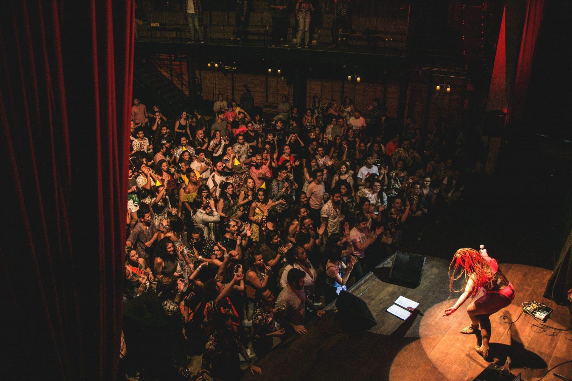 Imagem 16 do Evento Je Treme com Gaby Amarantos + Uaná System