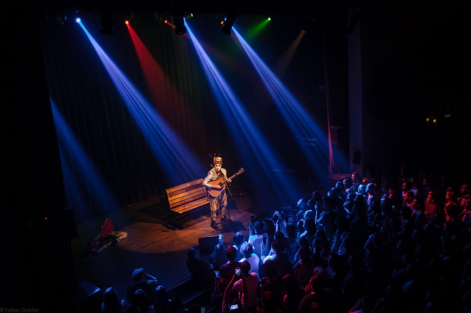Imagem 2 do Evento Fernando Anitelli em: O Teatro Mágico