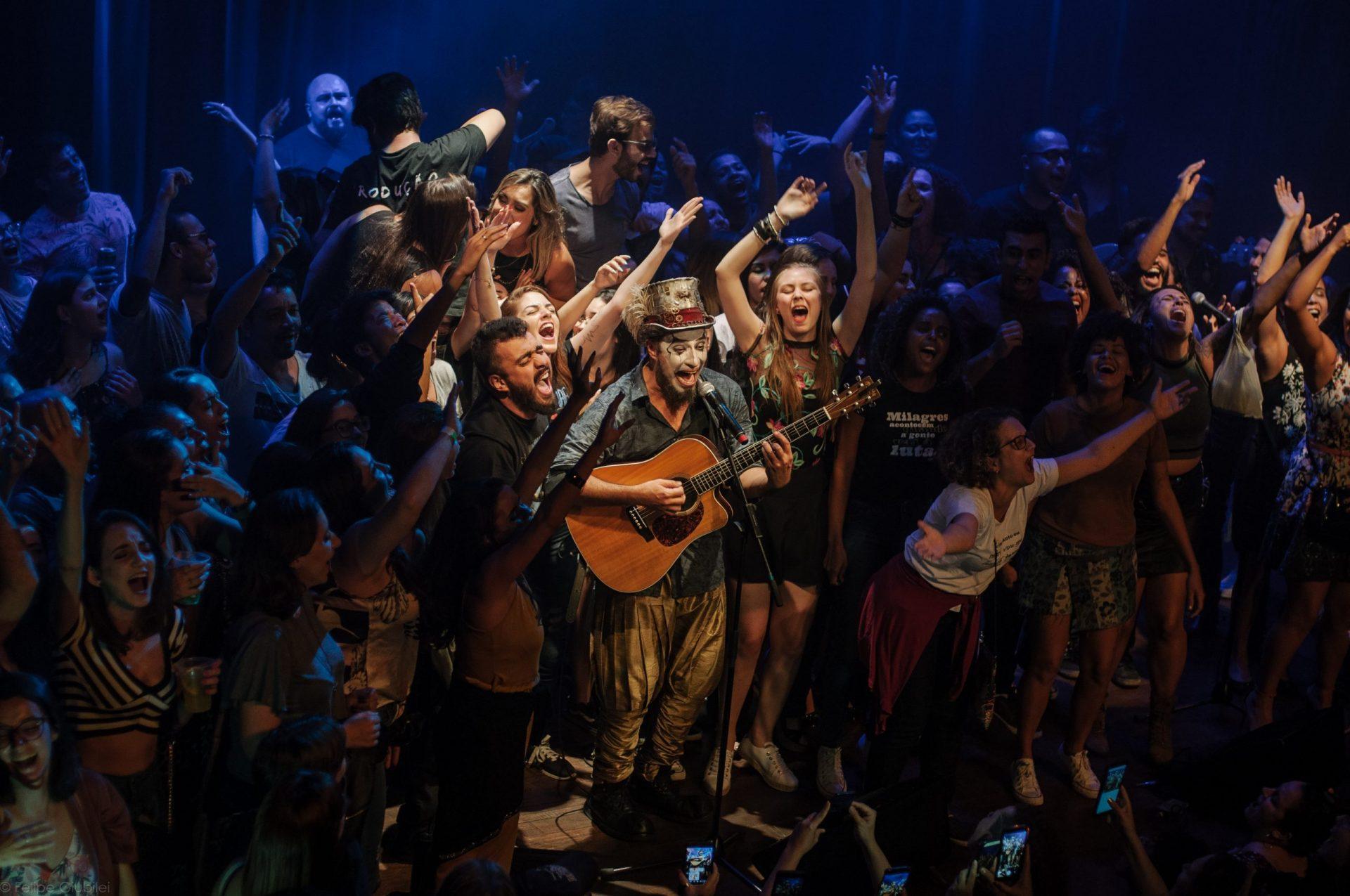 Imagem 14 do Evento Fernando Anitelli em: O Teatro Mágico