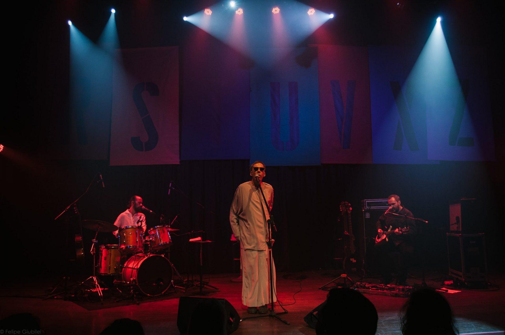 Imagem 4 do Evento Arnaldo Antunes no show Rstuvxz trio