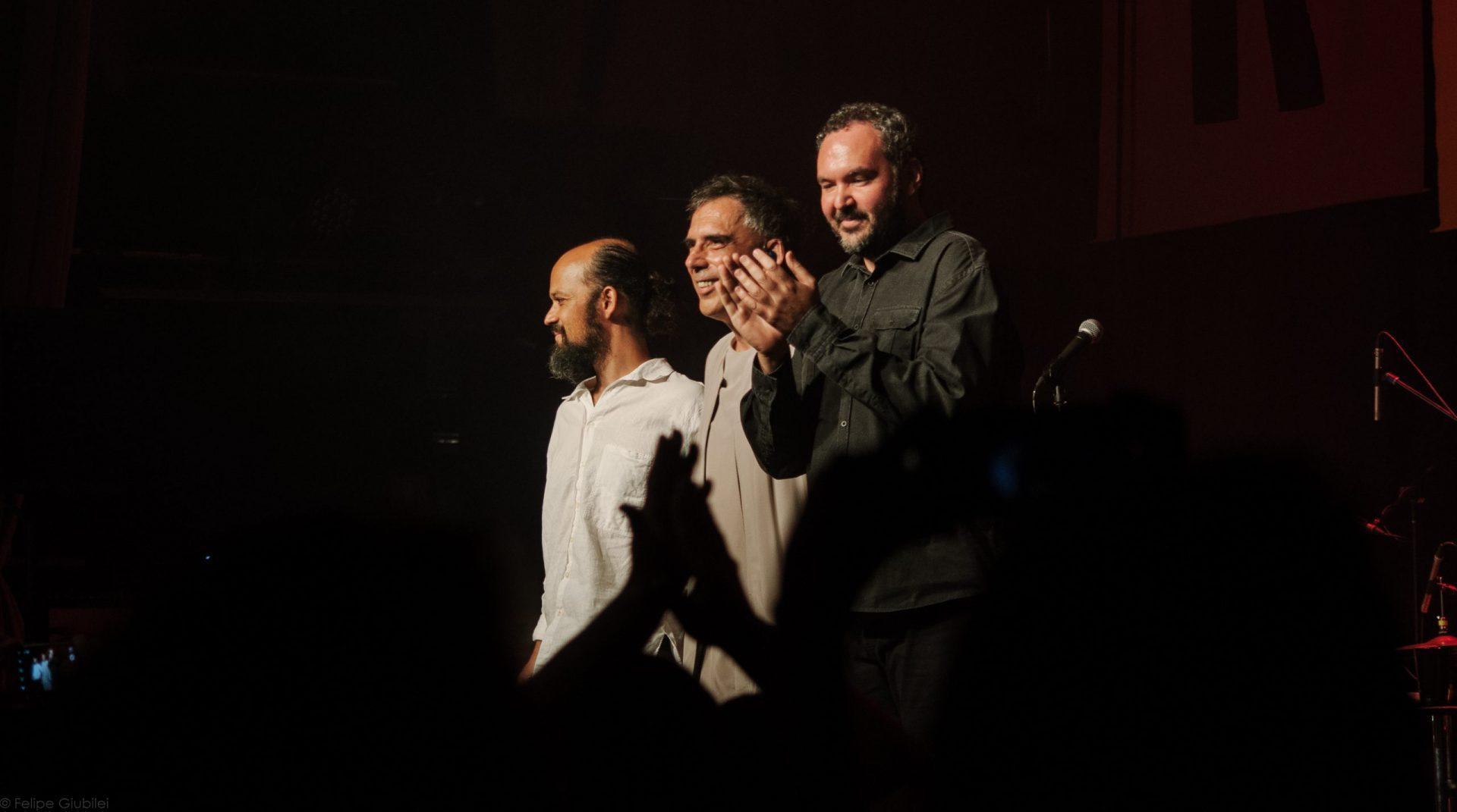 Imagem 16 do Evento Arnaldo Antunes no show Rstuvxz trio
