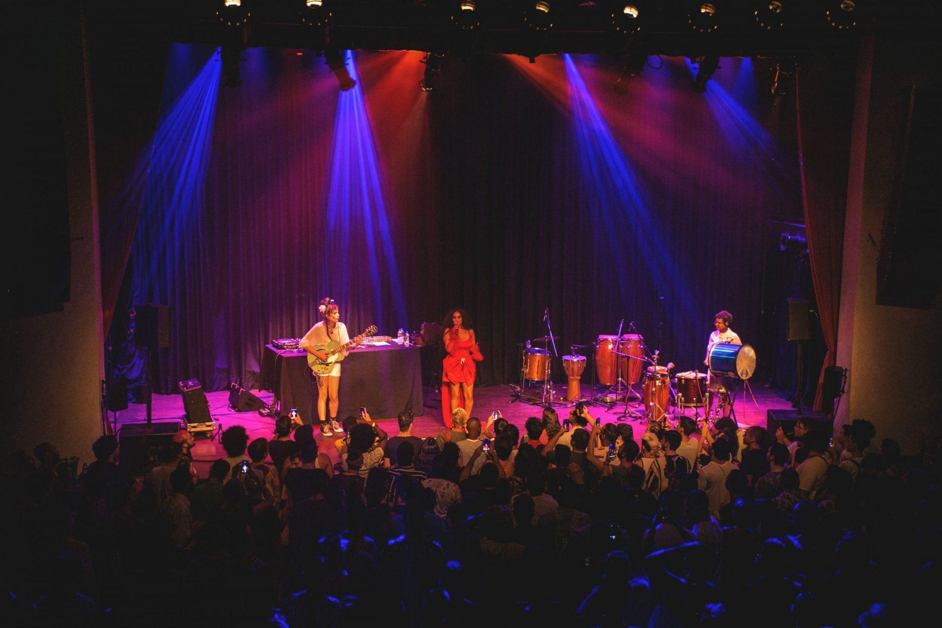 Imagem 4 do Evento MC Tha + Linn da Quebrada