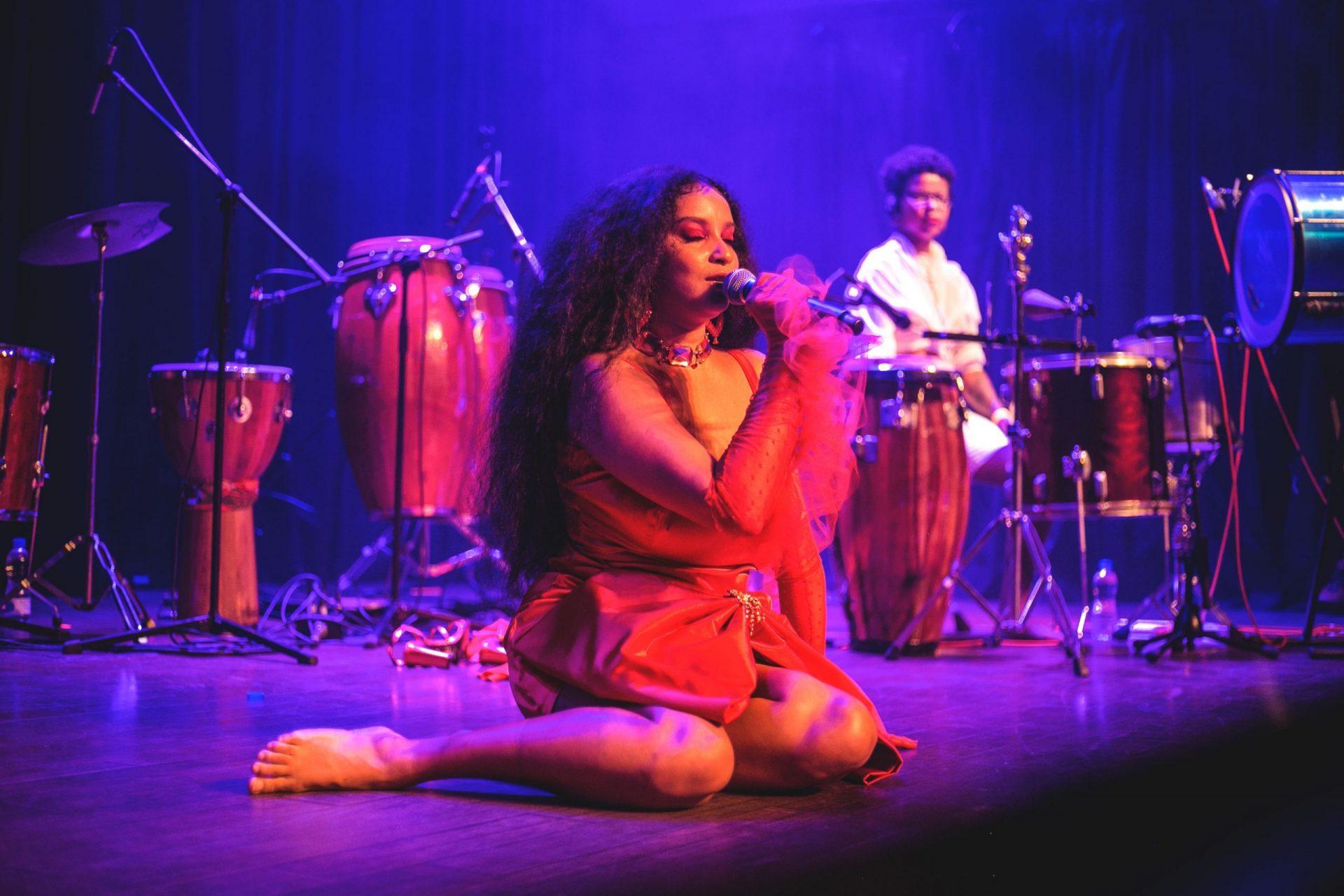 Imagem 6 do Evento MC Tha + Linn da Quebrada