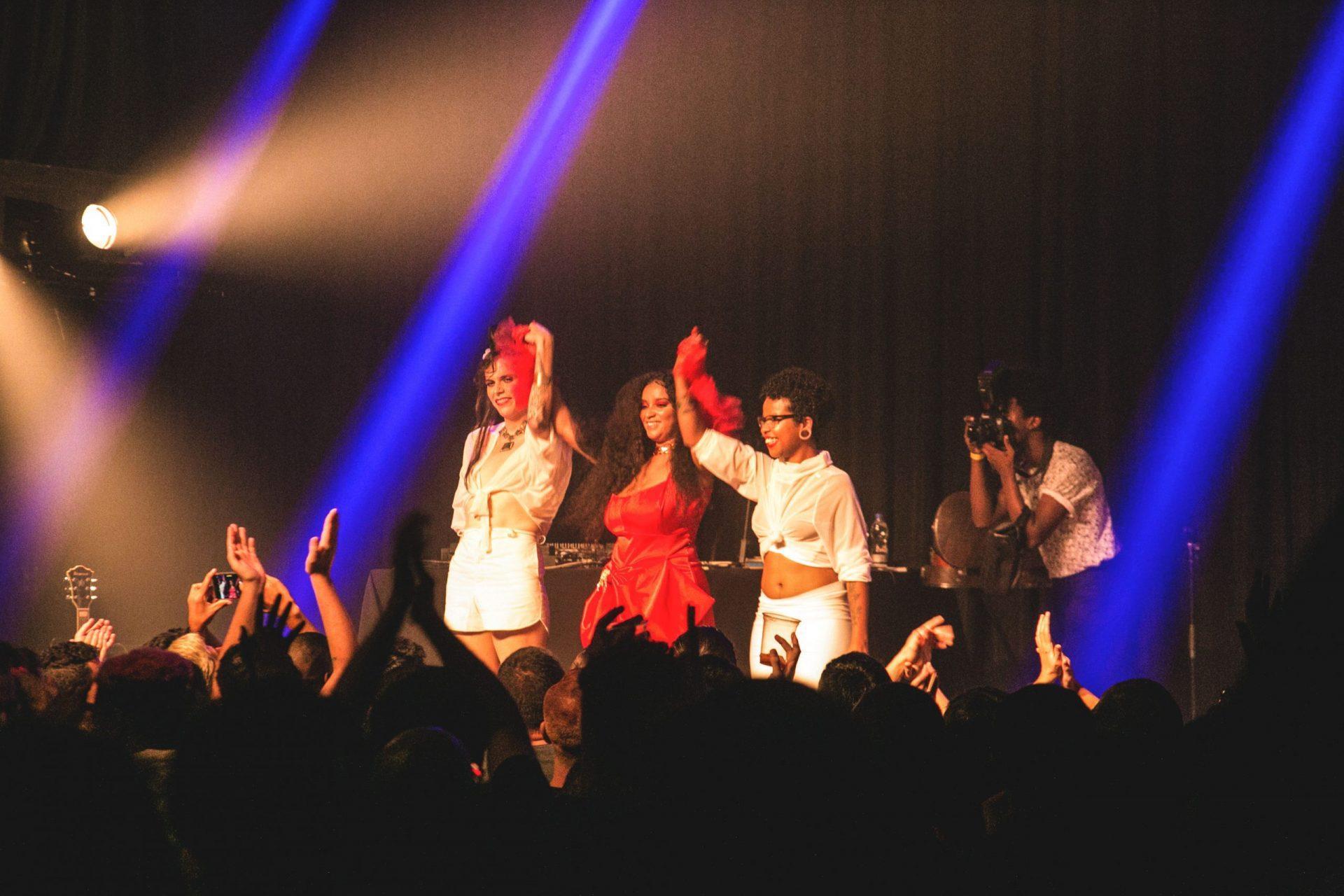 Imagem 8 do Evento MC Tha + Linn da Quebrada
