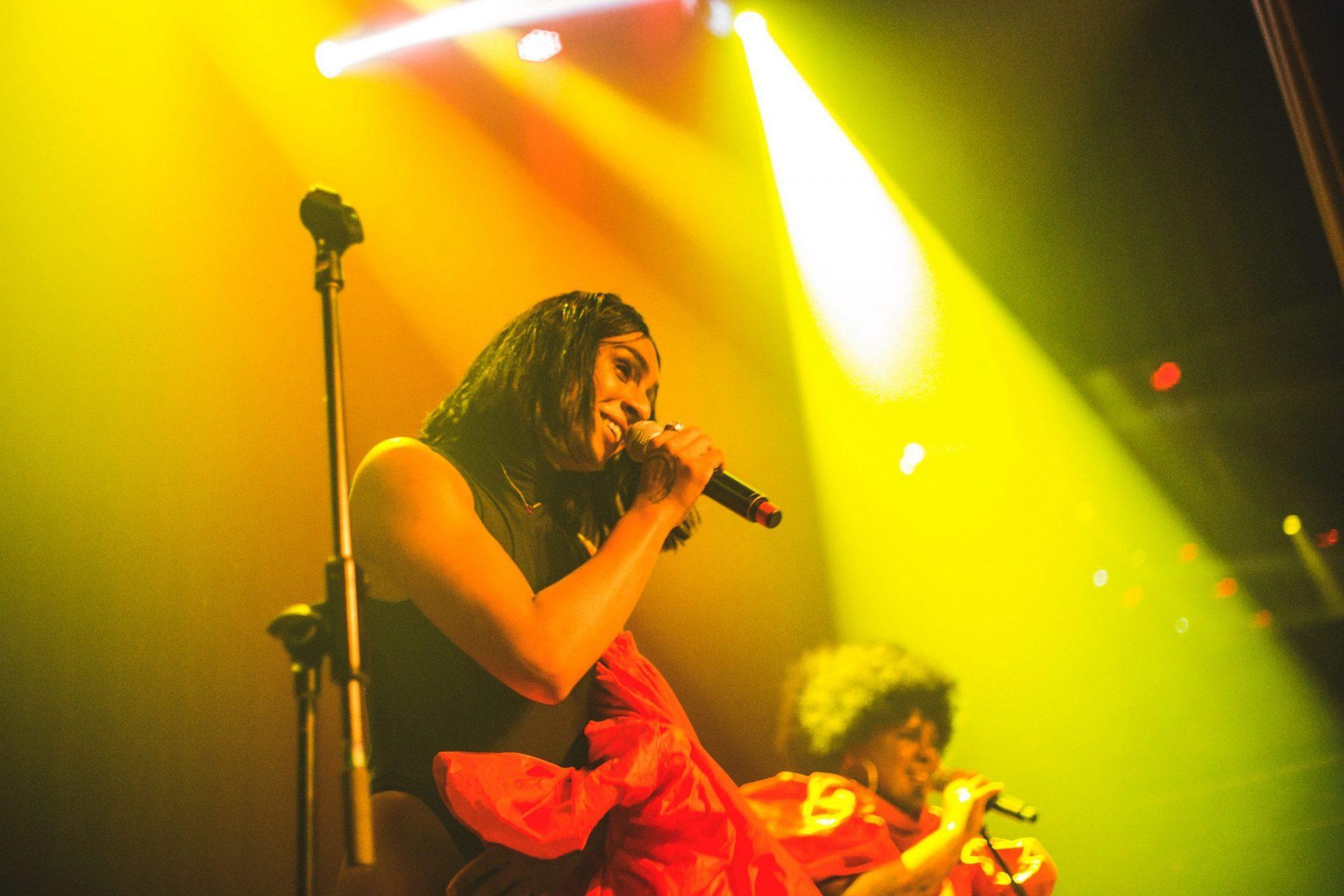 Imagem 10 do Evento MC Tha + Linn da Quebrada