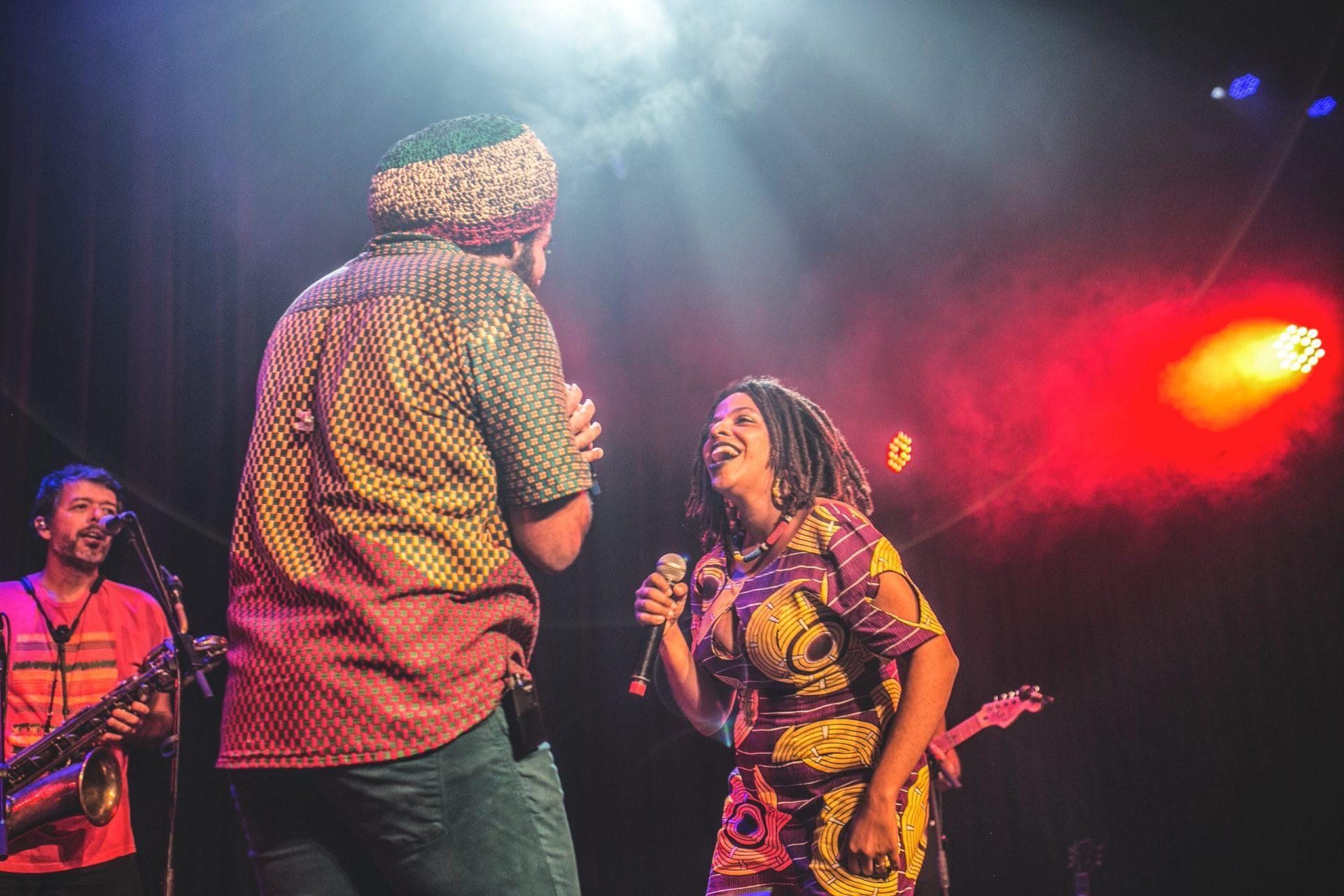 Imagem 5 do Evento N' Gan Daya | Maíra Freitas e Mestrinho