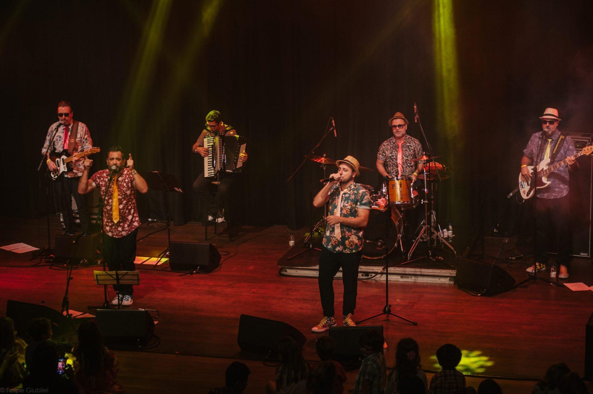 Imagem 6 do Evento Forróck com Beatles para Crianças