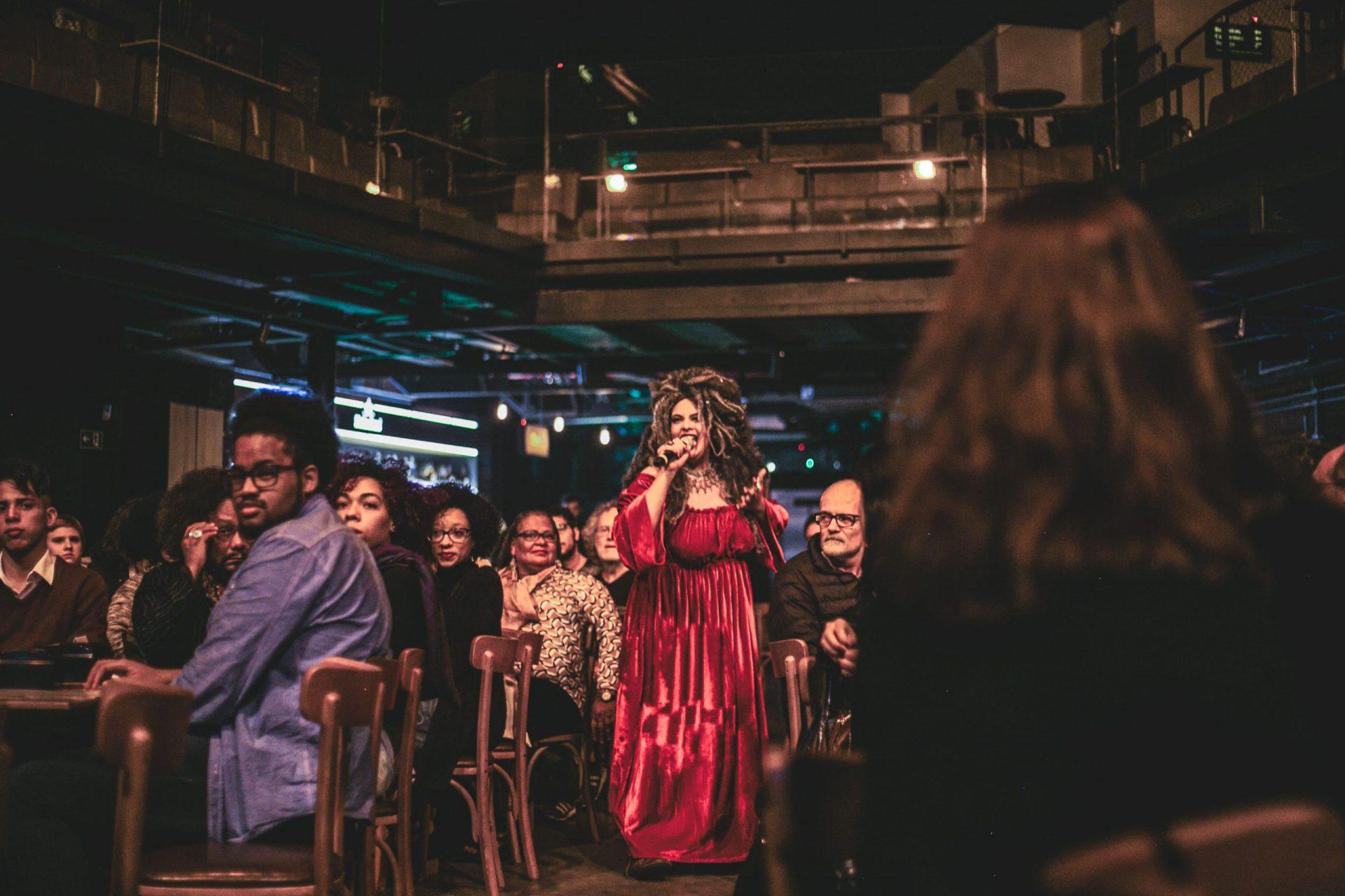 """Imagem 12 do Evento Espetáculo """"A Dita Curva"""""""