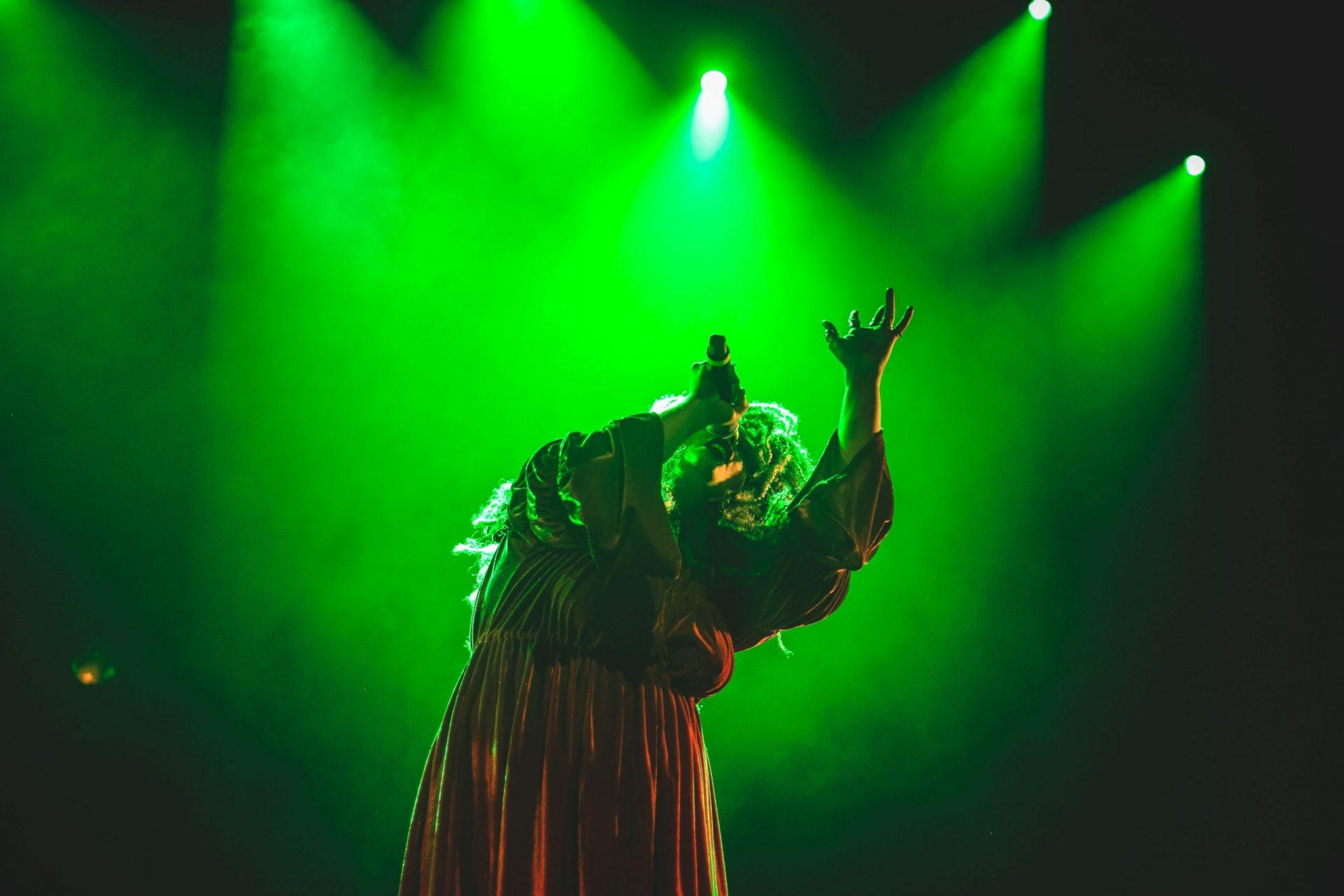 """Imagem 13 do Evento Espetáculo """"A Dita Curva"""""""
