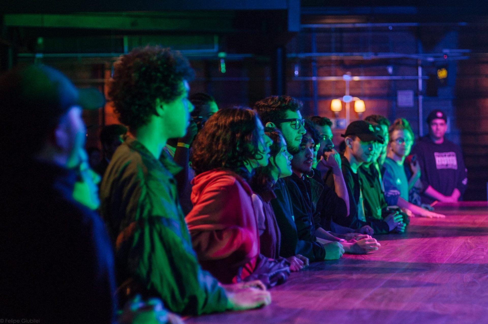 Imagem 6 do Evento Rodrigo Ogi + nILL (Lançamento LÓGOS)