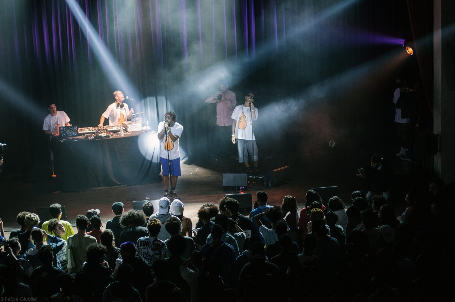 Imagem 9 do Evento Rodrigo Ogi + nILL (Lançamento LÓGOS)