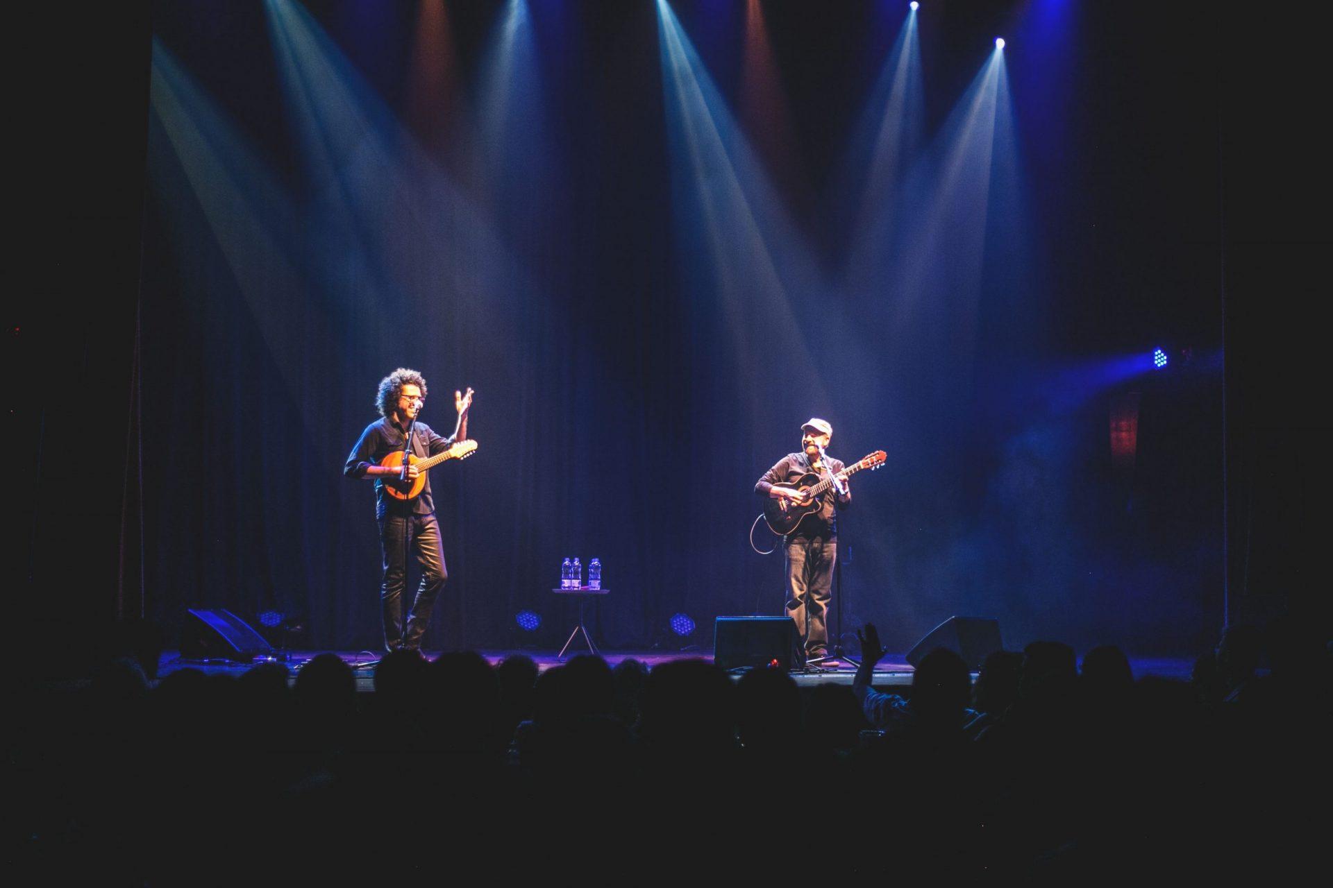 Imagem 5 do Evento João Bosco e Hamilton de Holanda