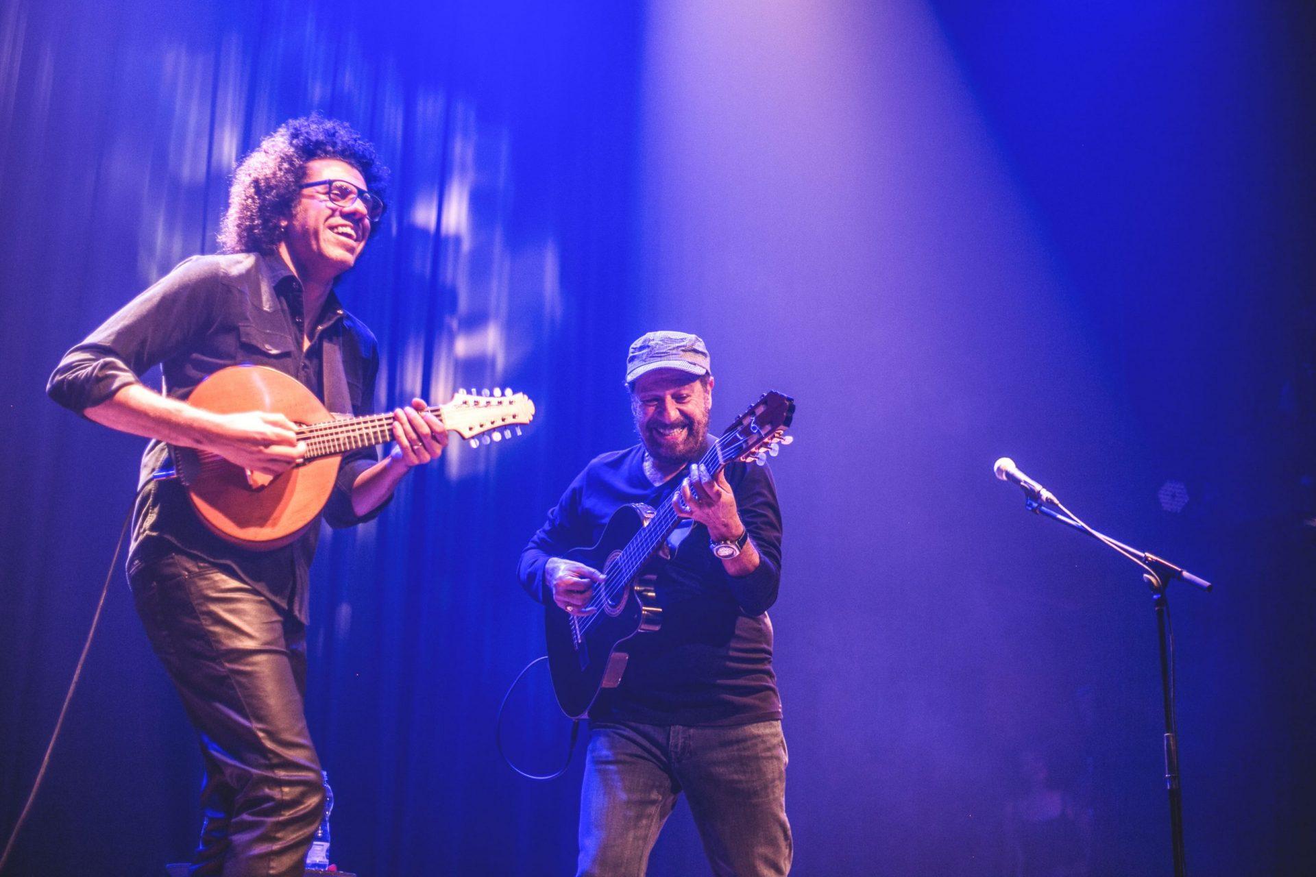 Imagem 10 do Evento João Bosco e Hamilton de Holanda