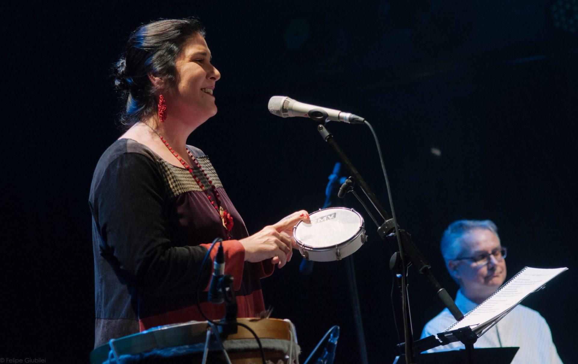 Imagem 2 do Evento Mônica Salmaso