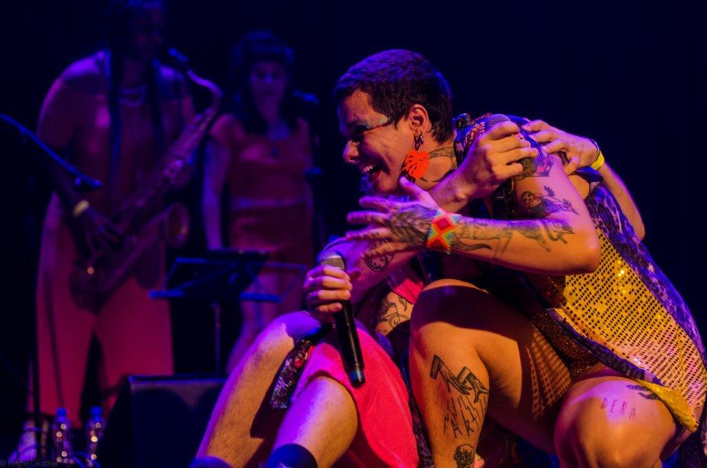 Imagem 10 do Evento Bloco Calor da Rua