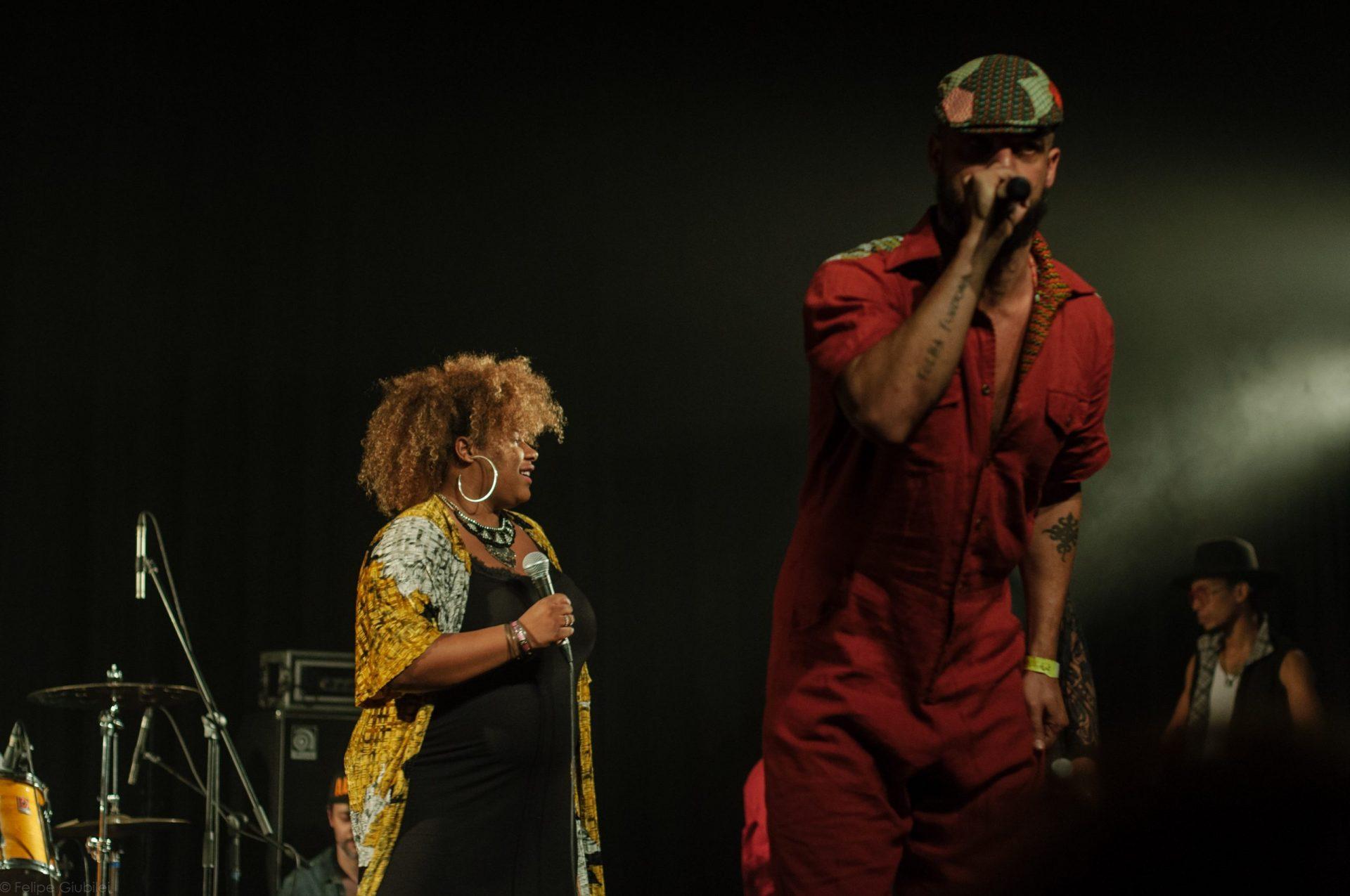 Imagem 8 do Evento Samuca e a Selva + Aláfia