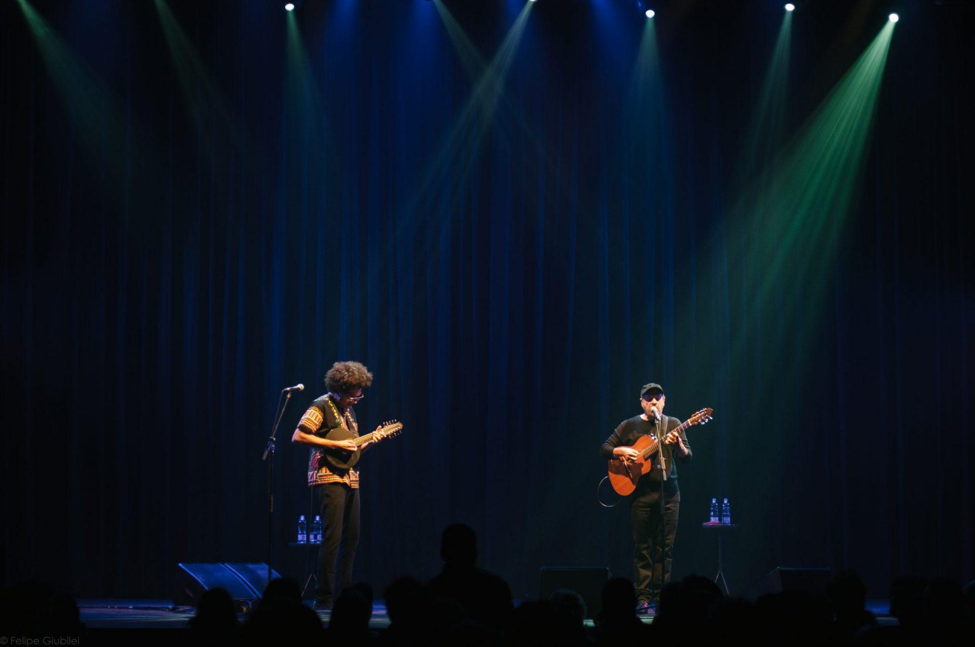 Imagem 1 do Evento João Bosco e Hamilton de Holanda