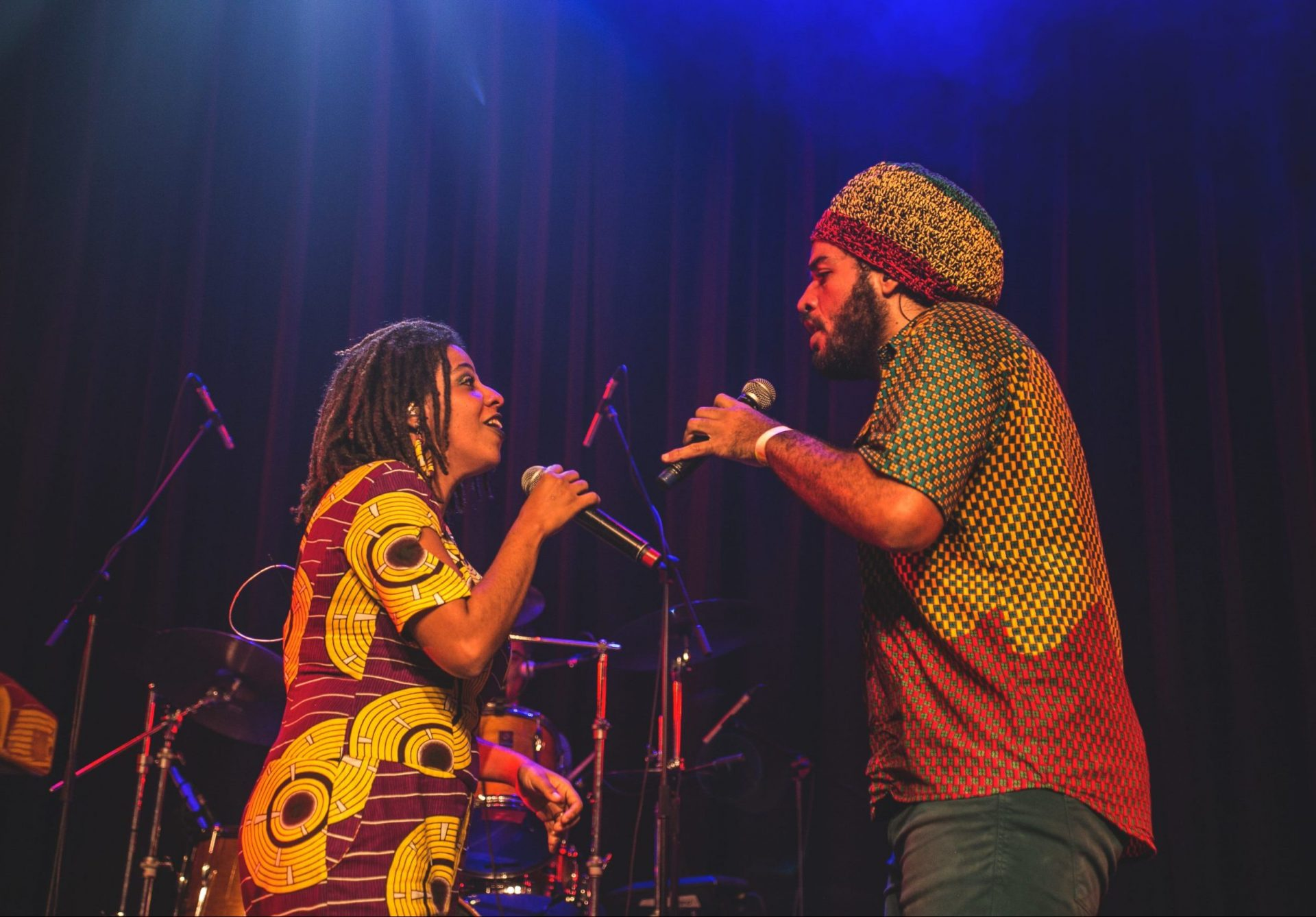 Imagem 1 do Evento N' Gan Daya | Maíra Freitas e Mestrinho