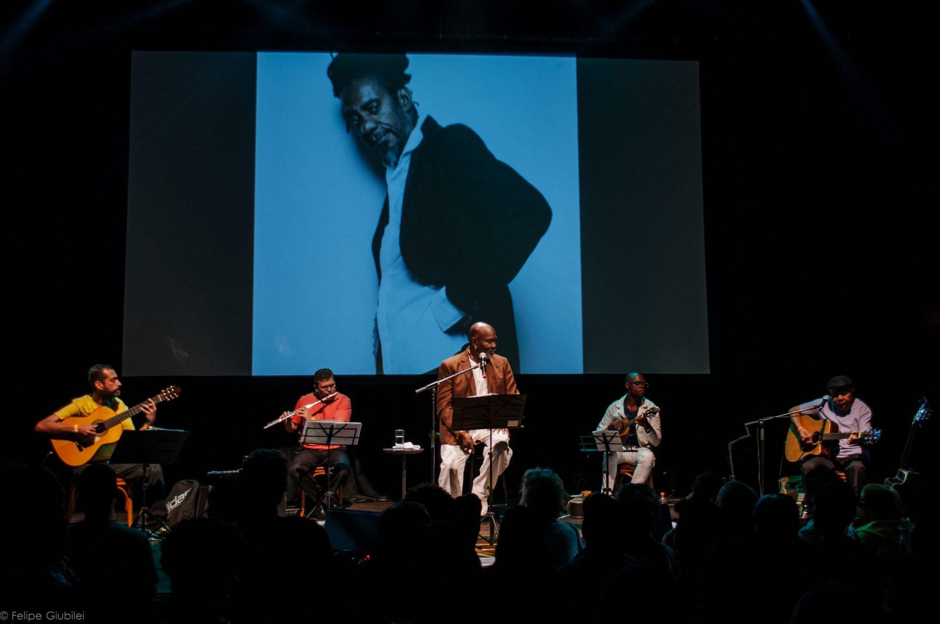 Imagem 1 do Evento Música Romance – O disco póstumo de Luiz Melodia