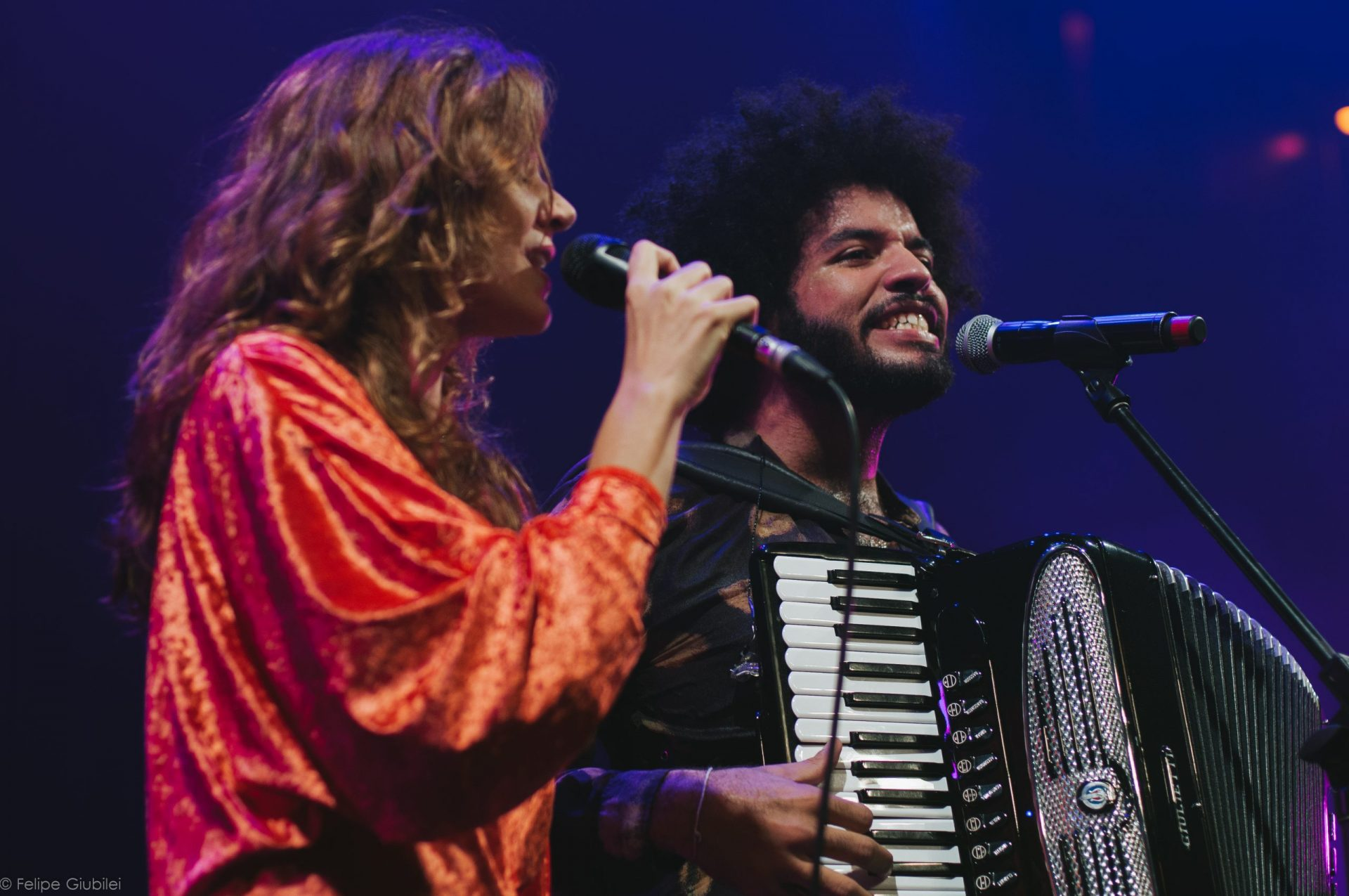 Imagem 3 do Evento Dia do Forró com Mariana Aydar e Mestrinho