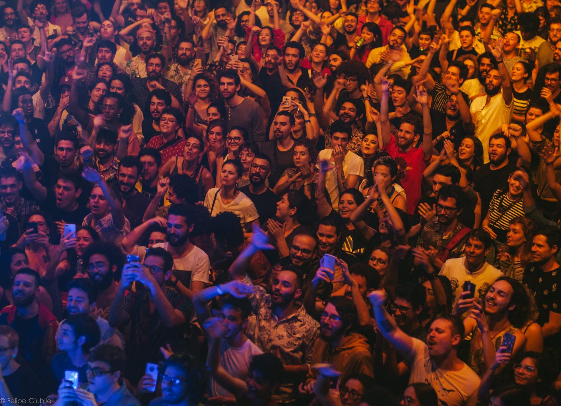 """Imagem 8 do Evento Duda Beat & banda no show """"Sinto Muito"""""""