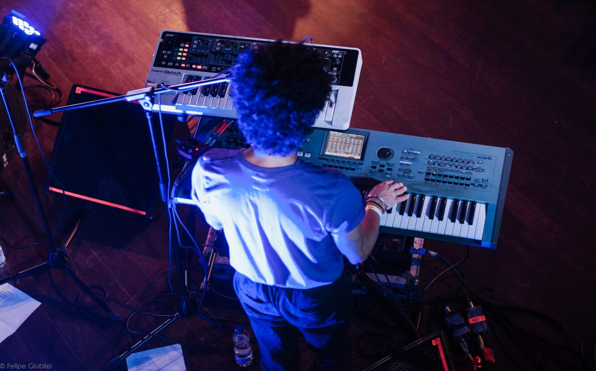 """Imagem 6 do Evento Duda Beat & banda no show """"Sinto Muito"""""""