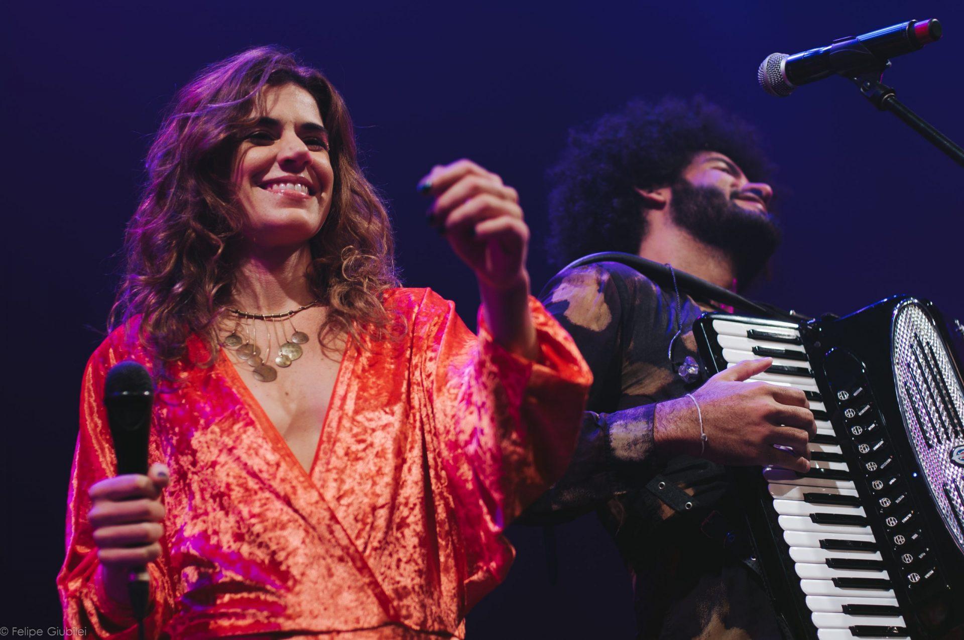 Imagem 10 do Evento Dia do Forró com Mariana Aydar e Mestrinho