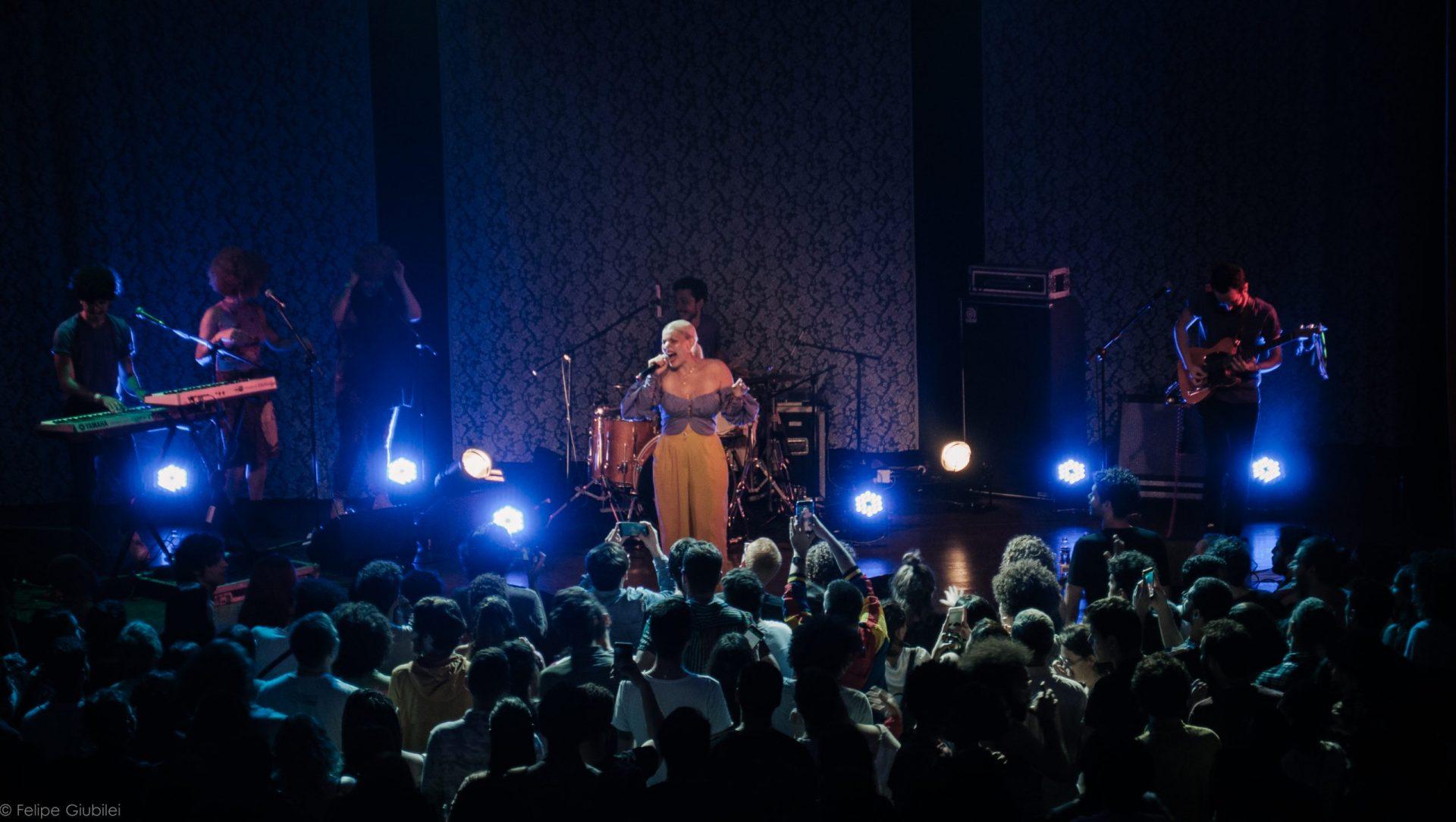 """Imagem 16 do Evento Duda Beat & banda no show """"Sinto Muito"""""""