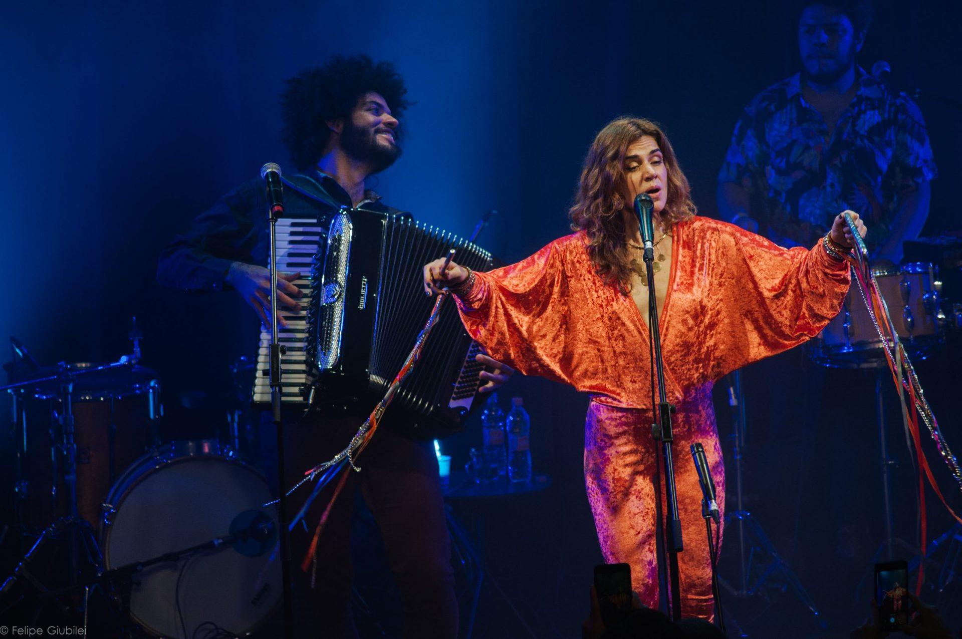 Imagem 2 do Evento Dia do Forró com Mariana Aydar e Mestrinho