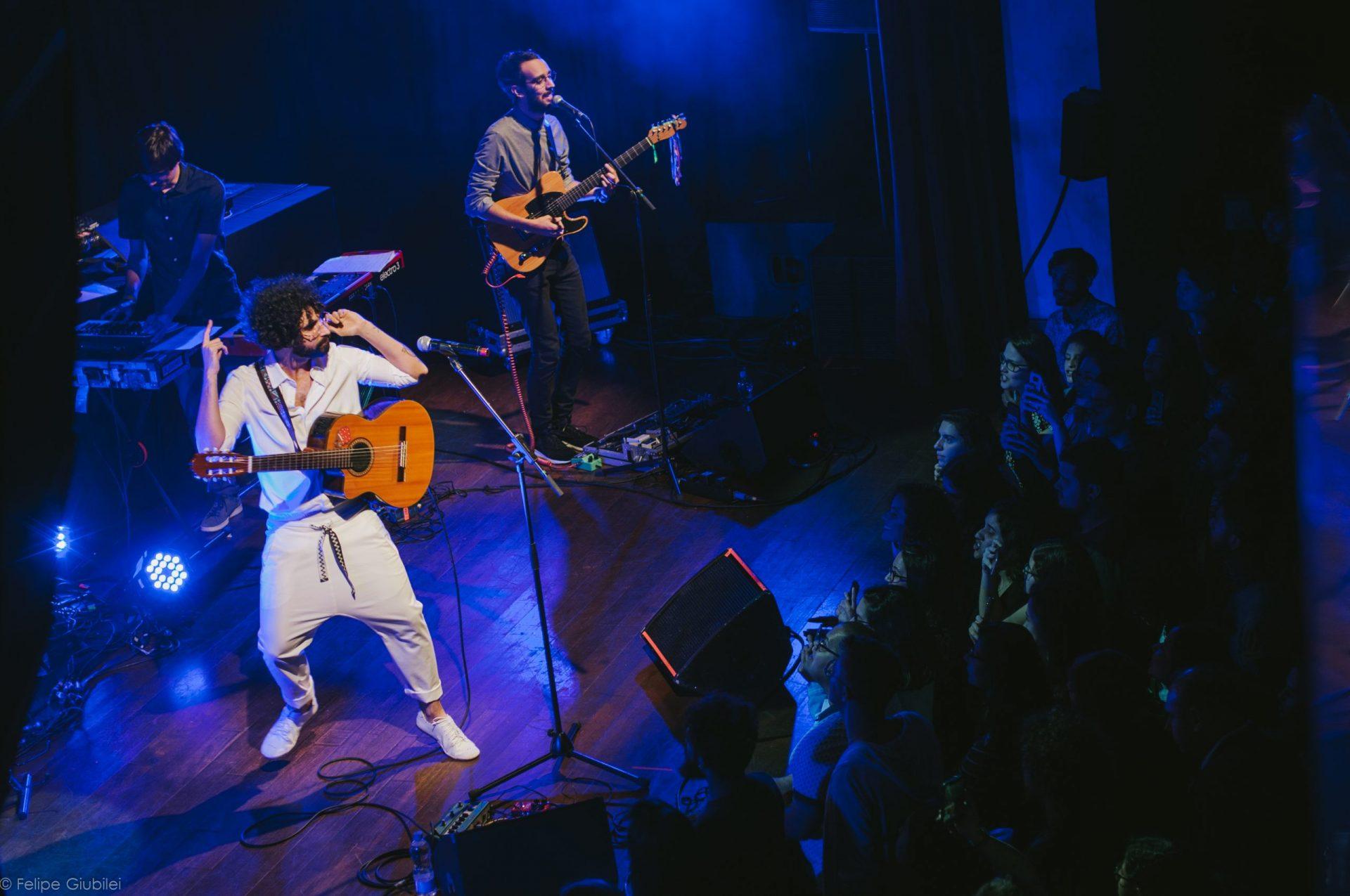 """Imagem 6 do Evento Castello Branco no show """"Castello Dança"""""""
