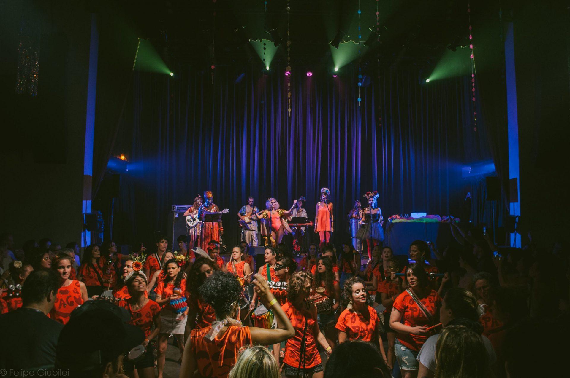 Imagem 11 do Evento Bloco Pagu convida Marina Lima