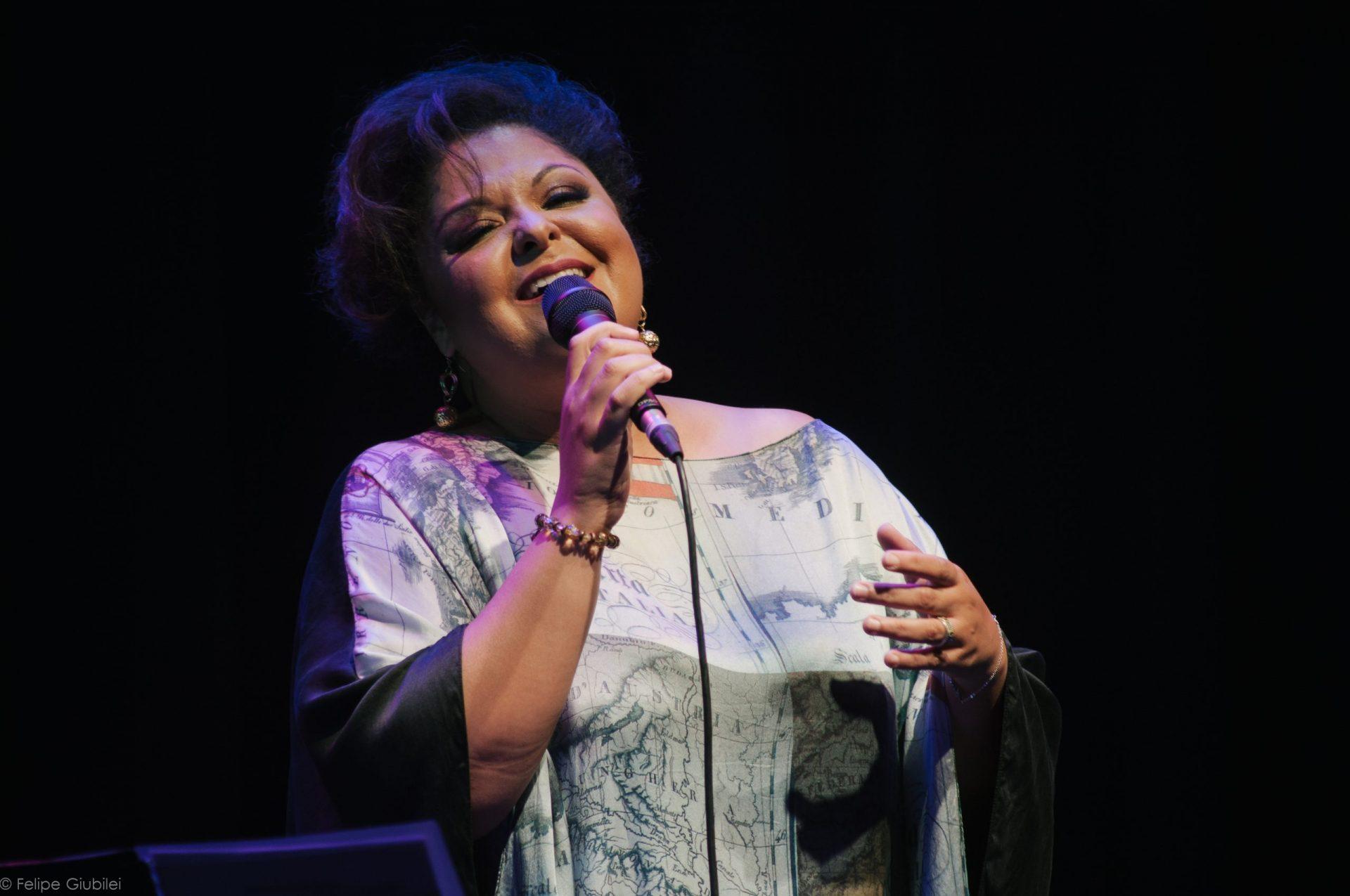Imagem 3 do Evento Fabiana Cozza e as Canções de Dona Ivone Lara