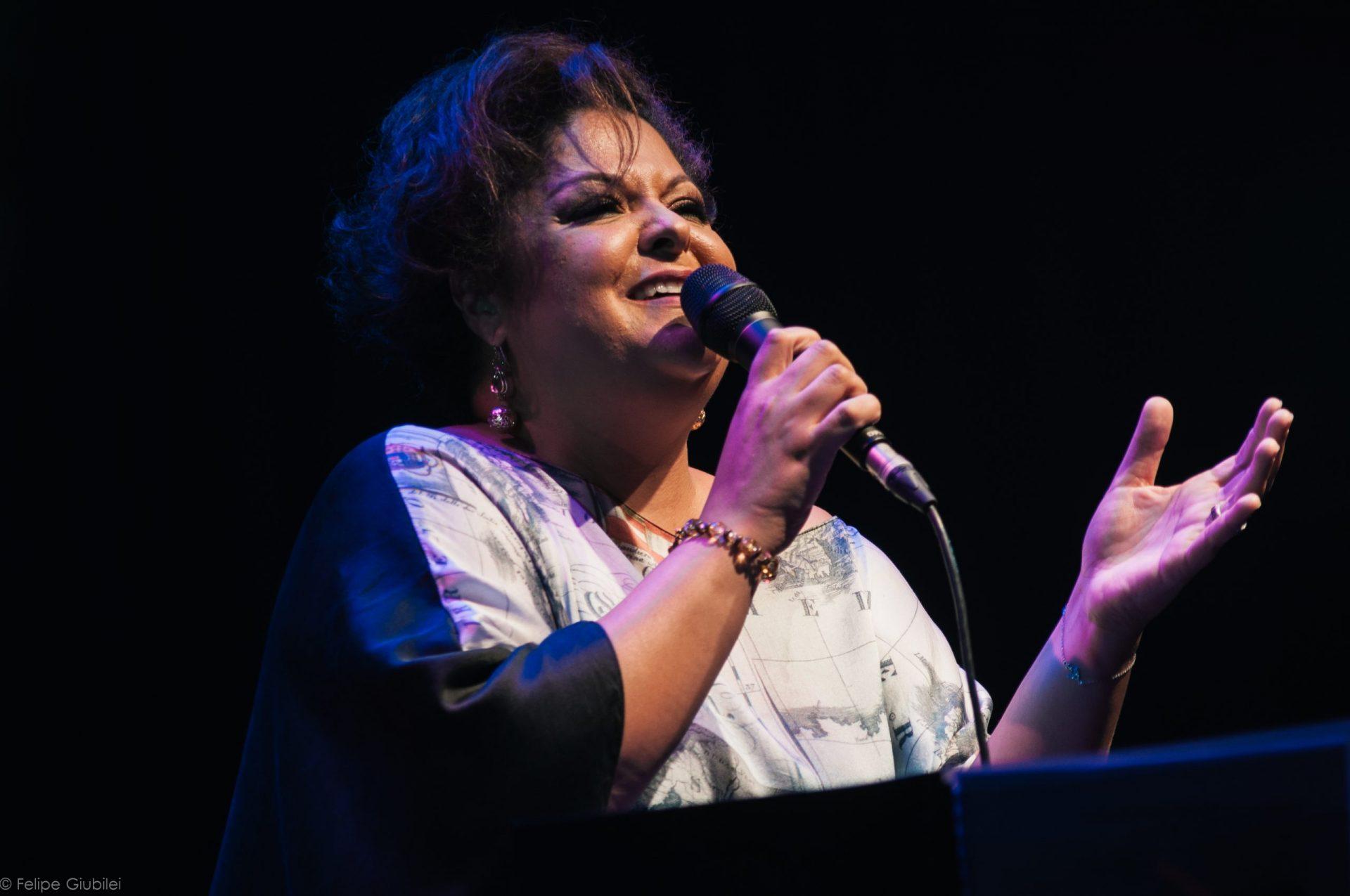 Imagem 2 do Evento Fabiana Cozza e as Canções de Dona Ivone Lara